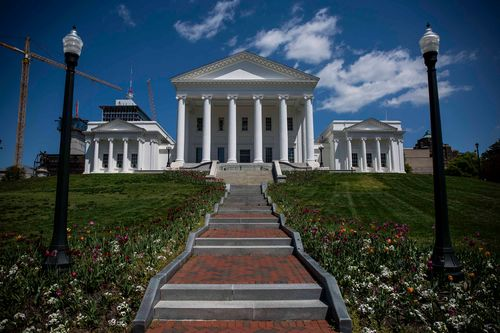 Image for Virginia lawmakers vote to make state first in South to abolish death penalty