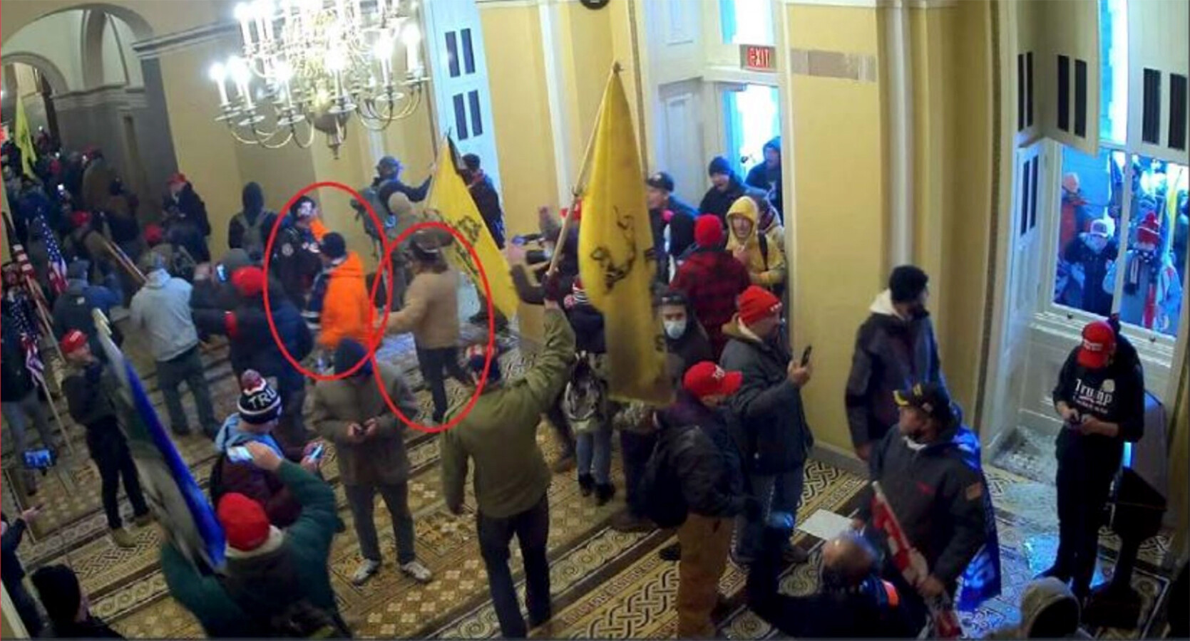 2 Capitol rioters plead guilty while House hearing unfolds; judge calls their behavior 'reprehensible'