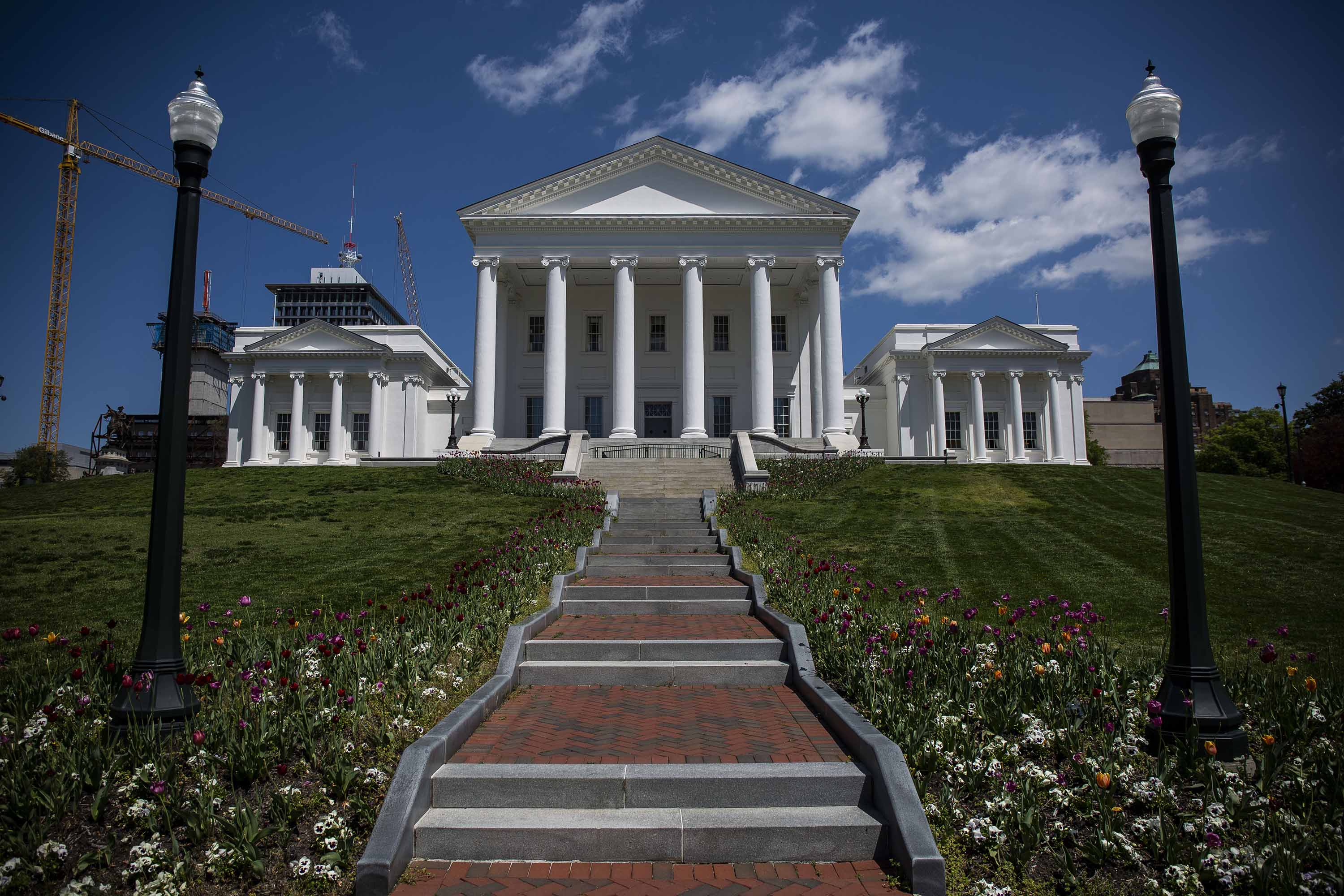 Virginia's off-year elections could pose key test for both parties
