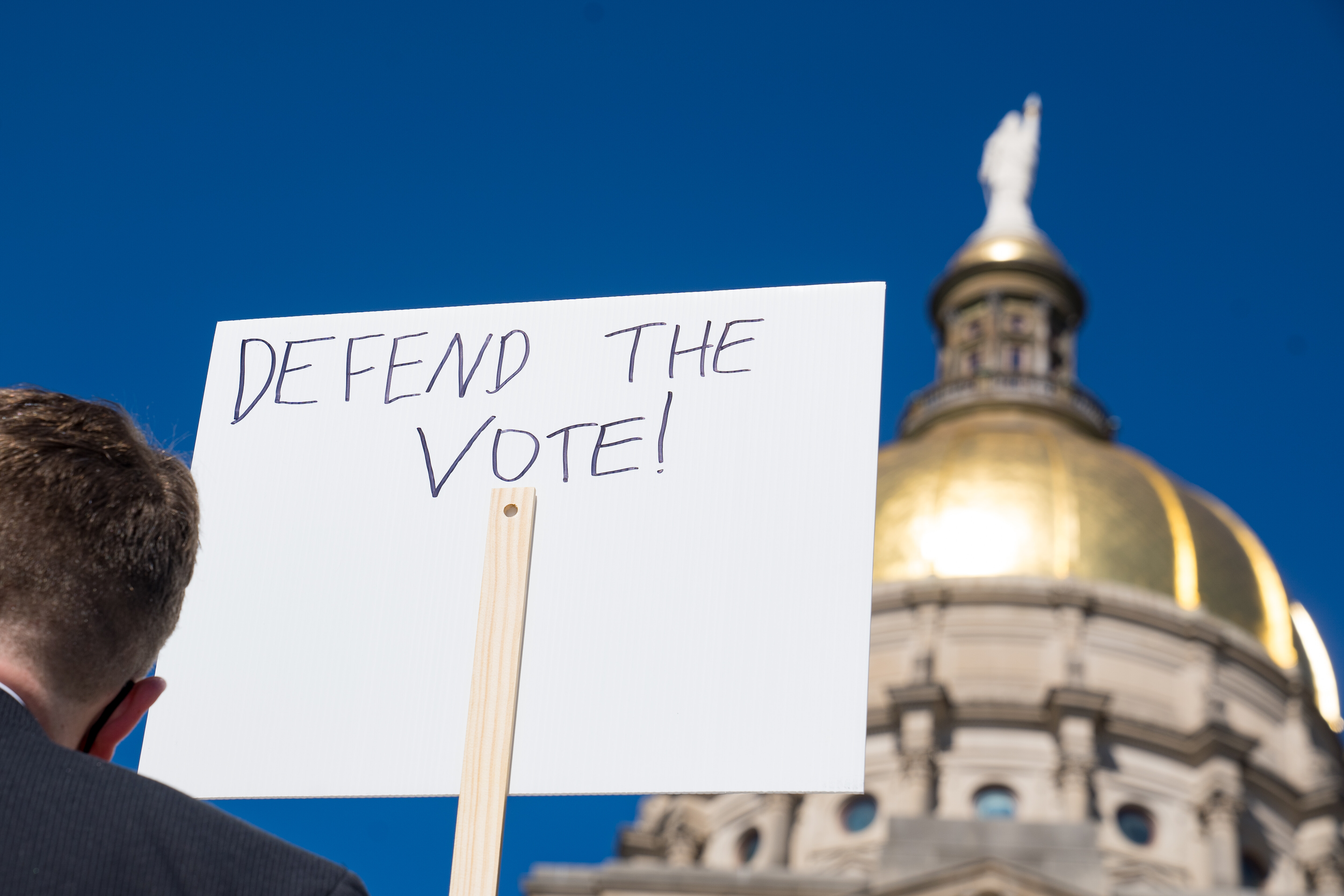 'Cannot wait for Washington:' How voting rights activists are navigating new restrictions ahead of November elections