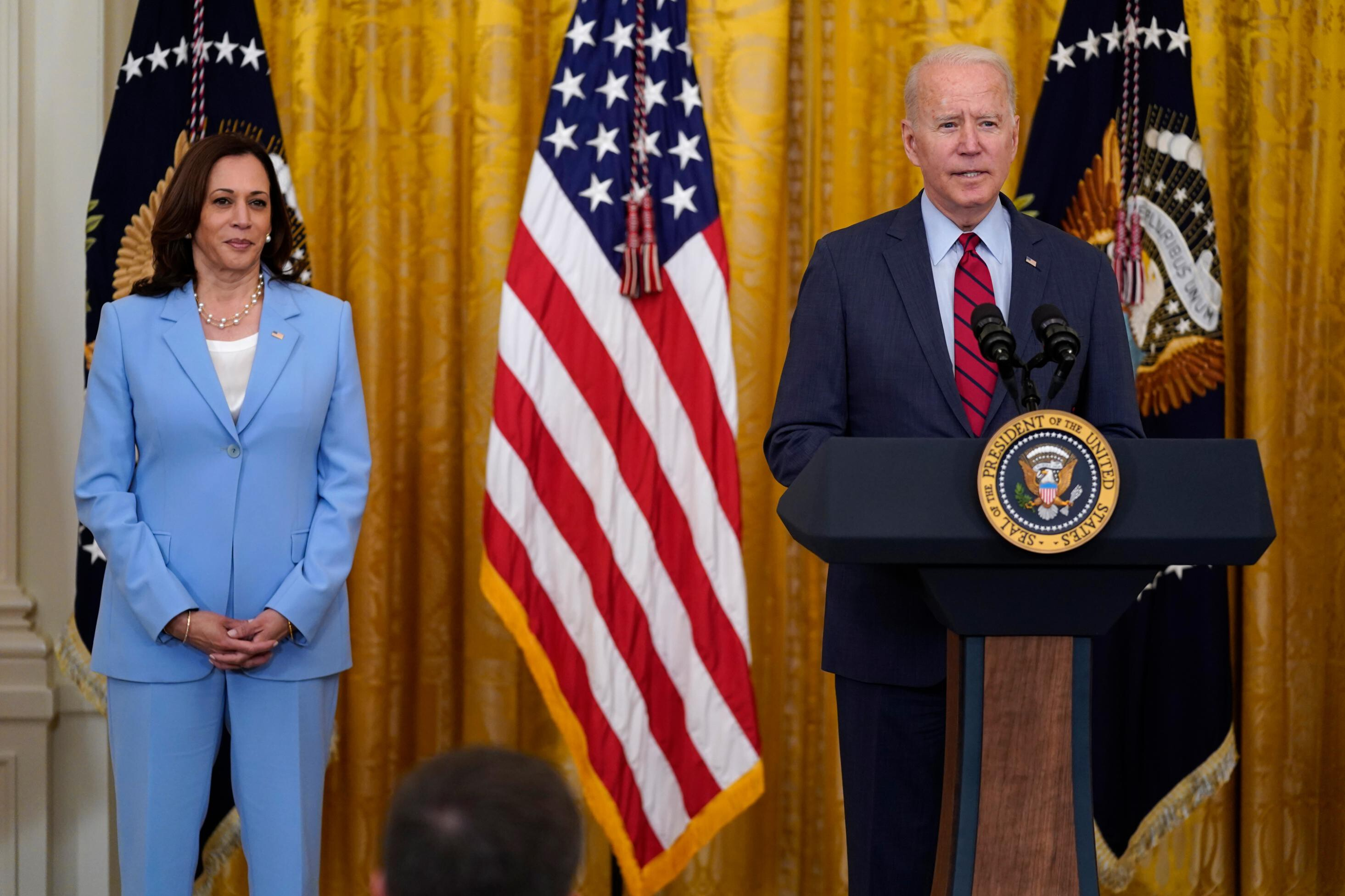 Biden and Harris to focus on voting rights Thursday, expand DNC program