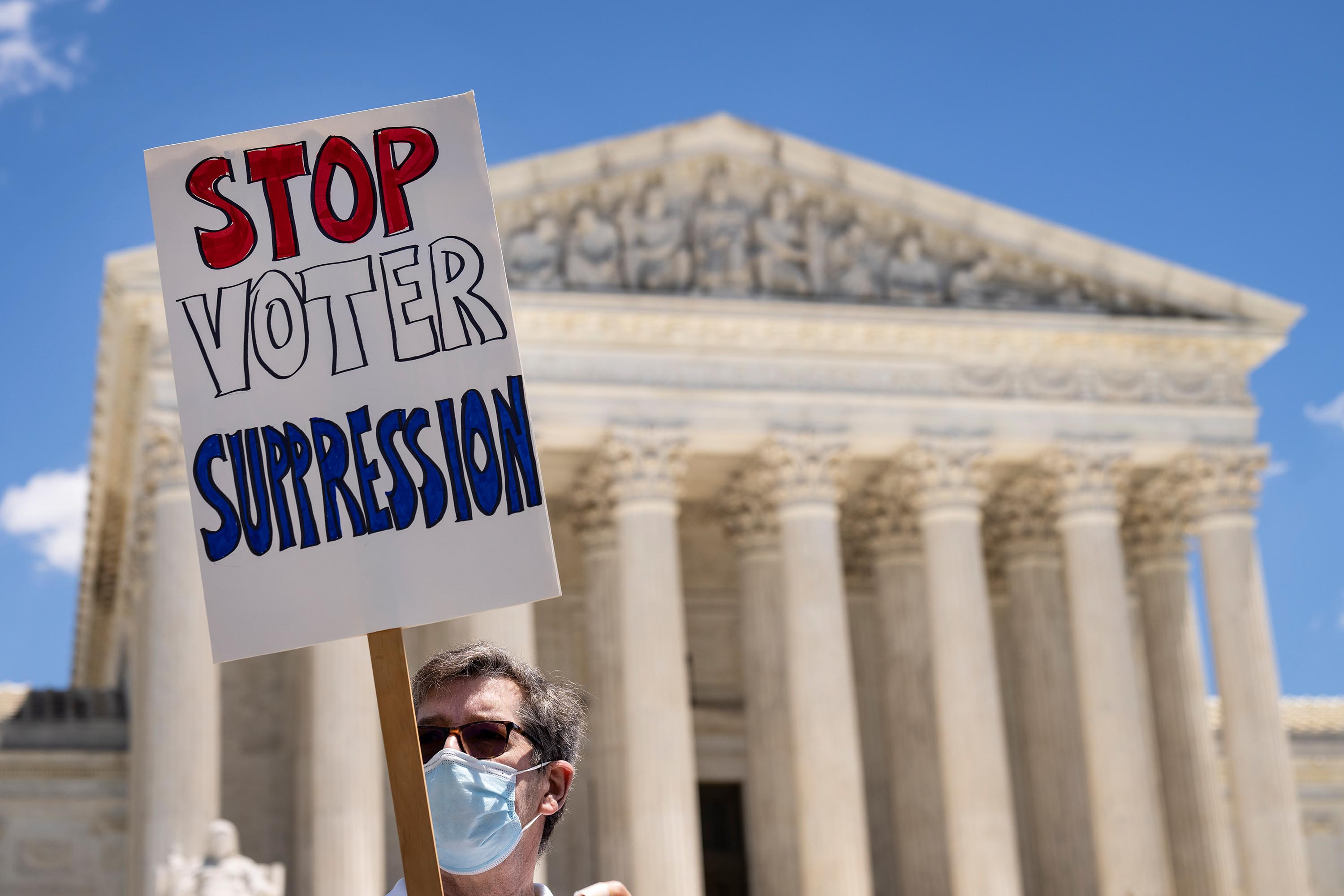 Supreme Court says Arizona limits don't violate Voting Rights Act