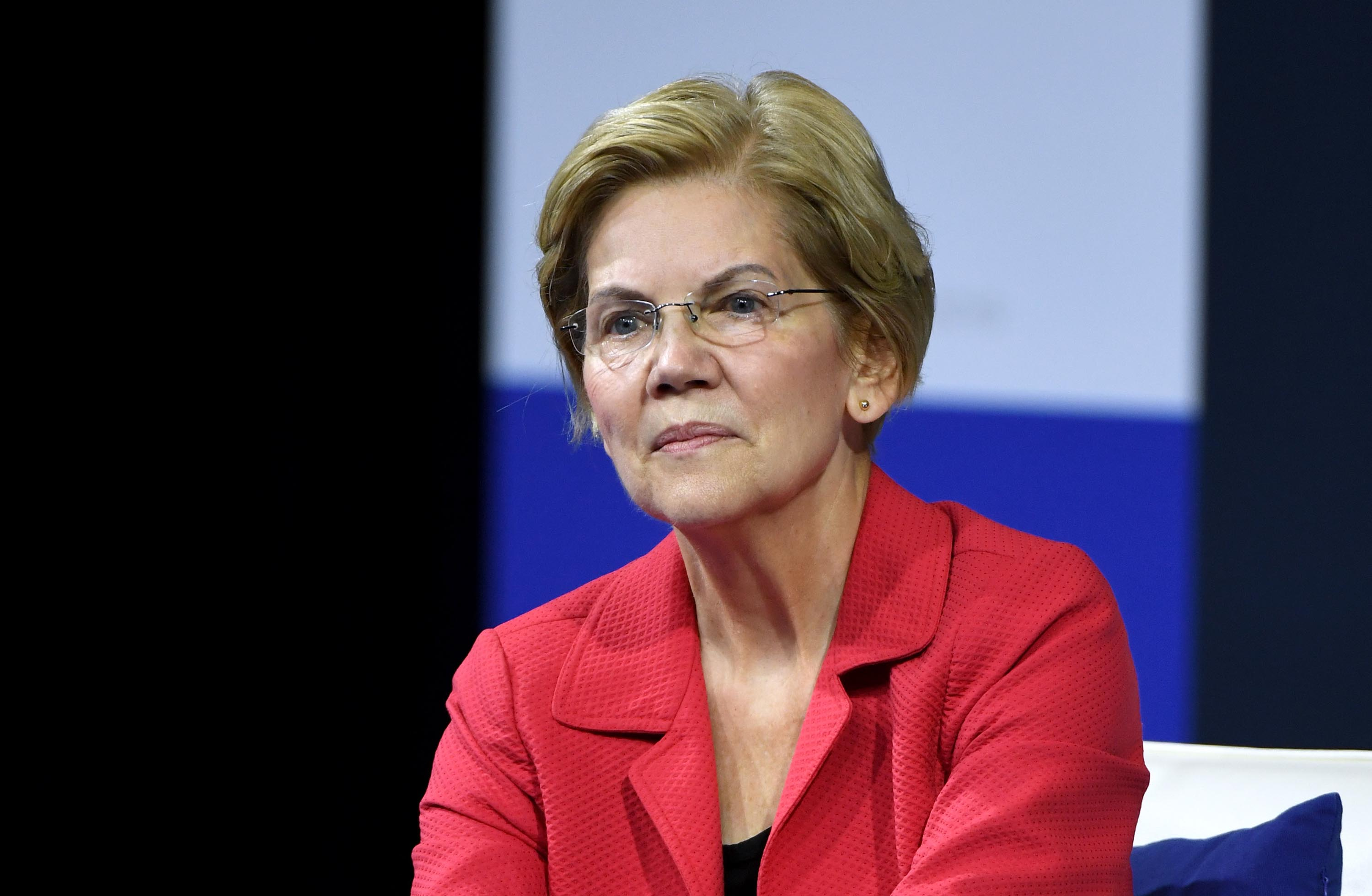 Warren says she's ready to run until convention even if she's behind in delegates