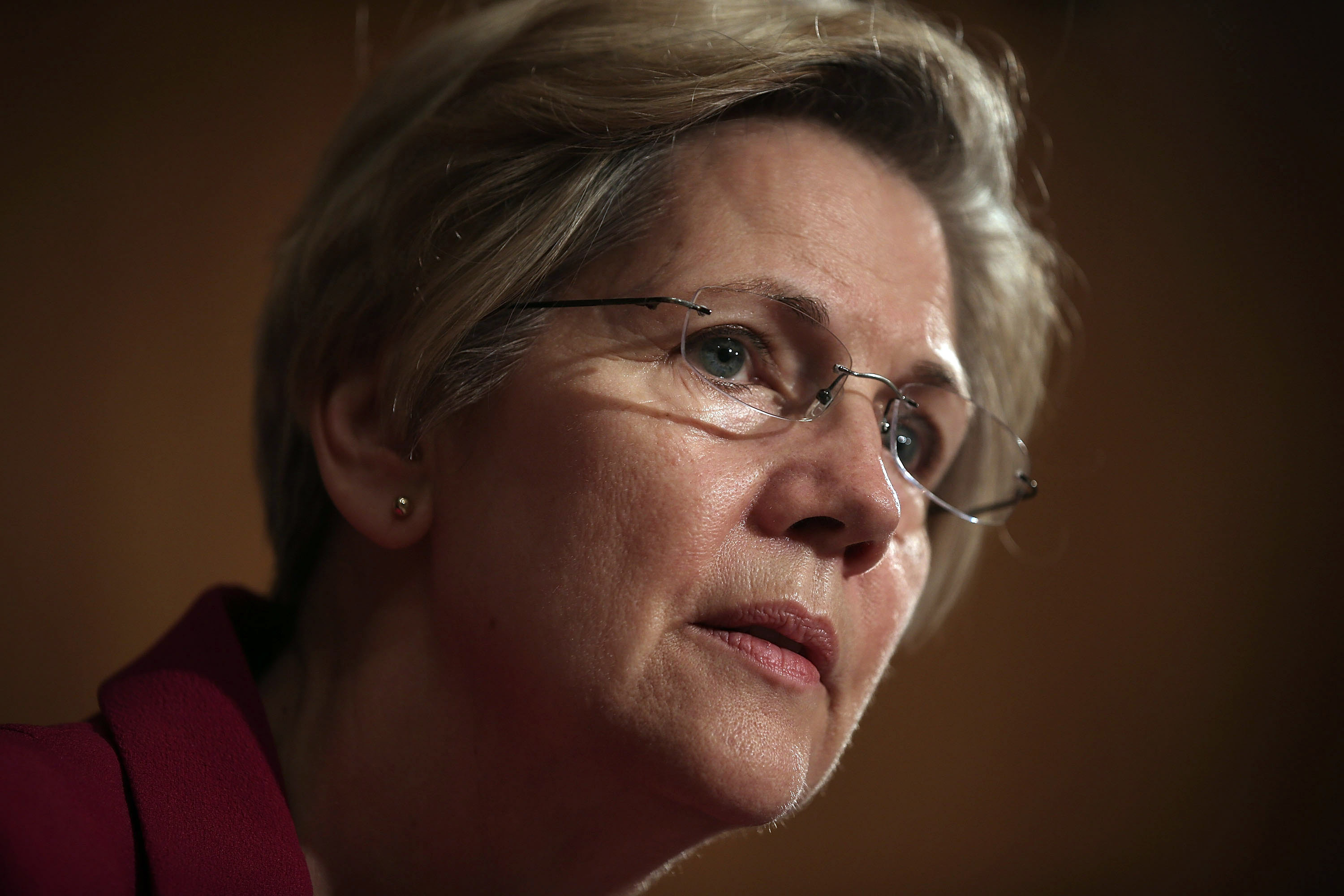 Warren on Biden's role in impeachment trial: 'I don't think of this in terms of the politics'