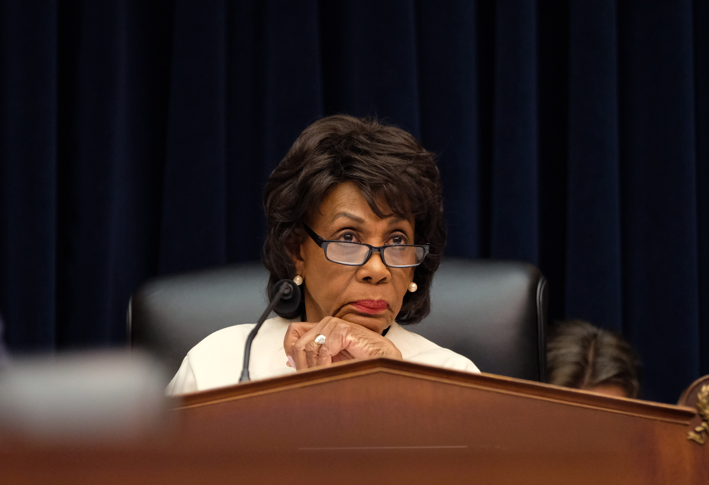 Maxine Waters says she's confident Biden will choose a Black woman as a running mate
