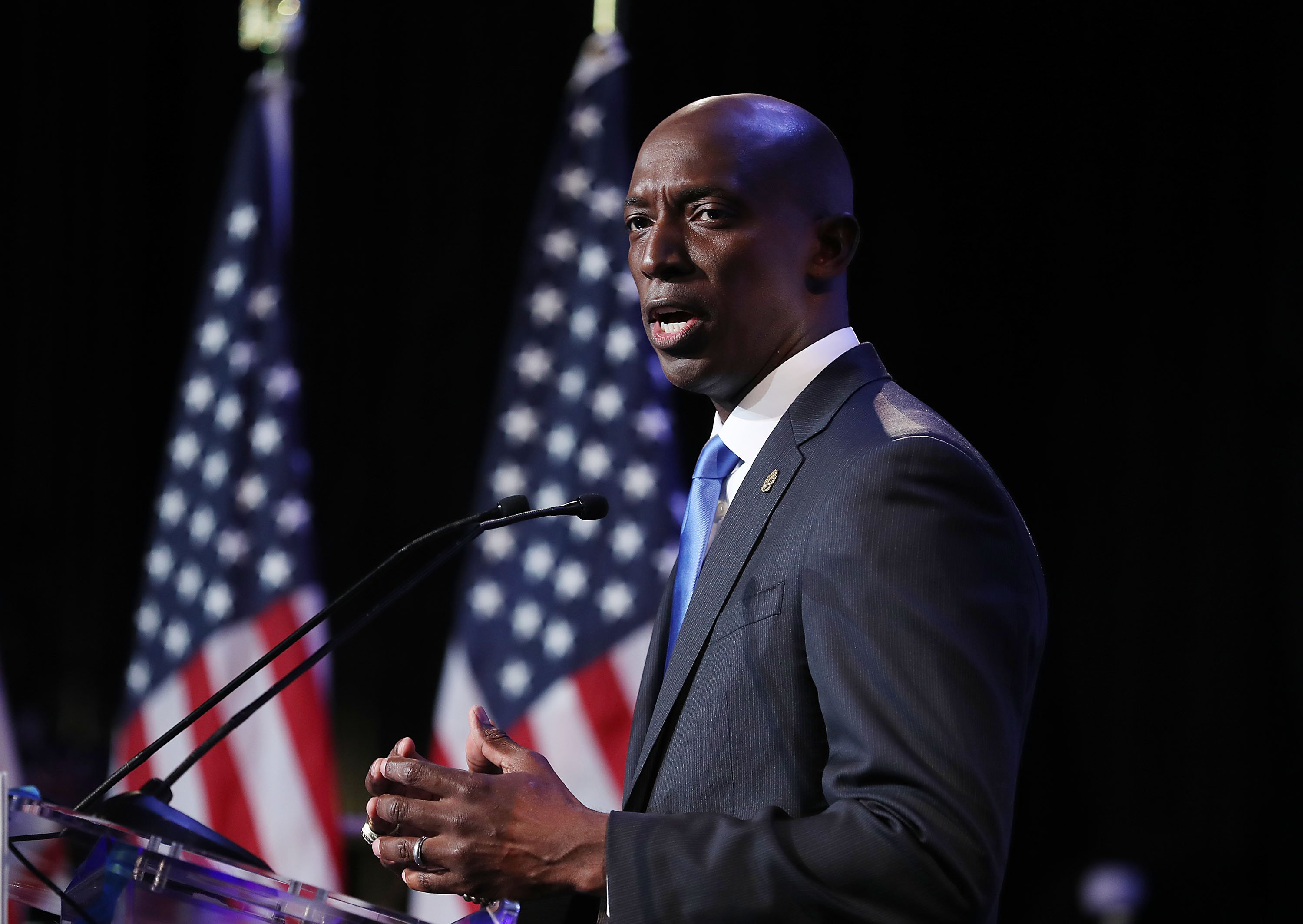 Wayne Messam suspends his 2020 Democratic presidential campaign