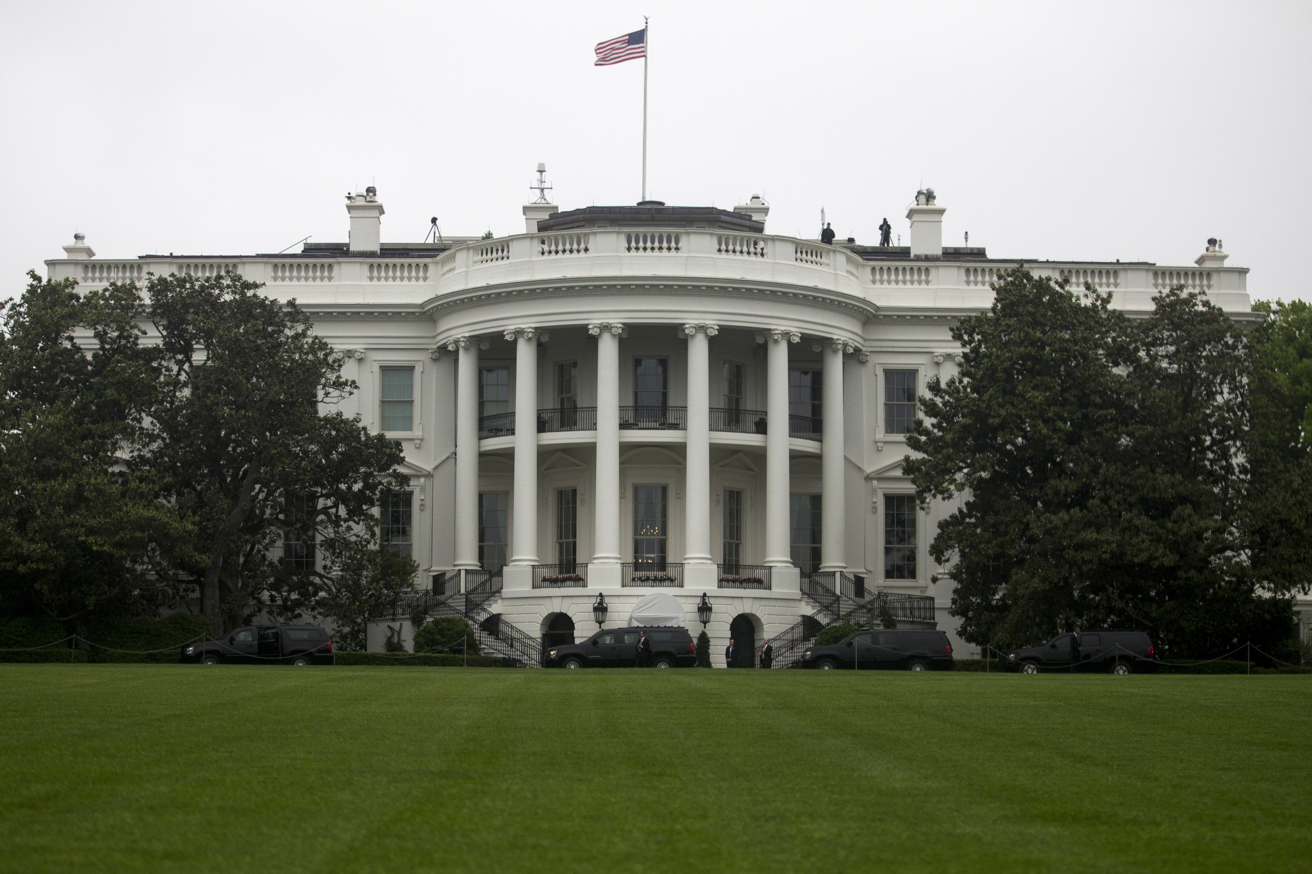 White House says more than half of its staffers are women
