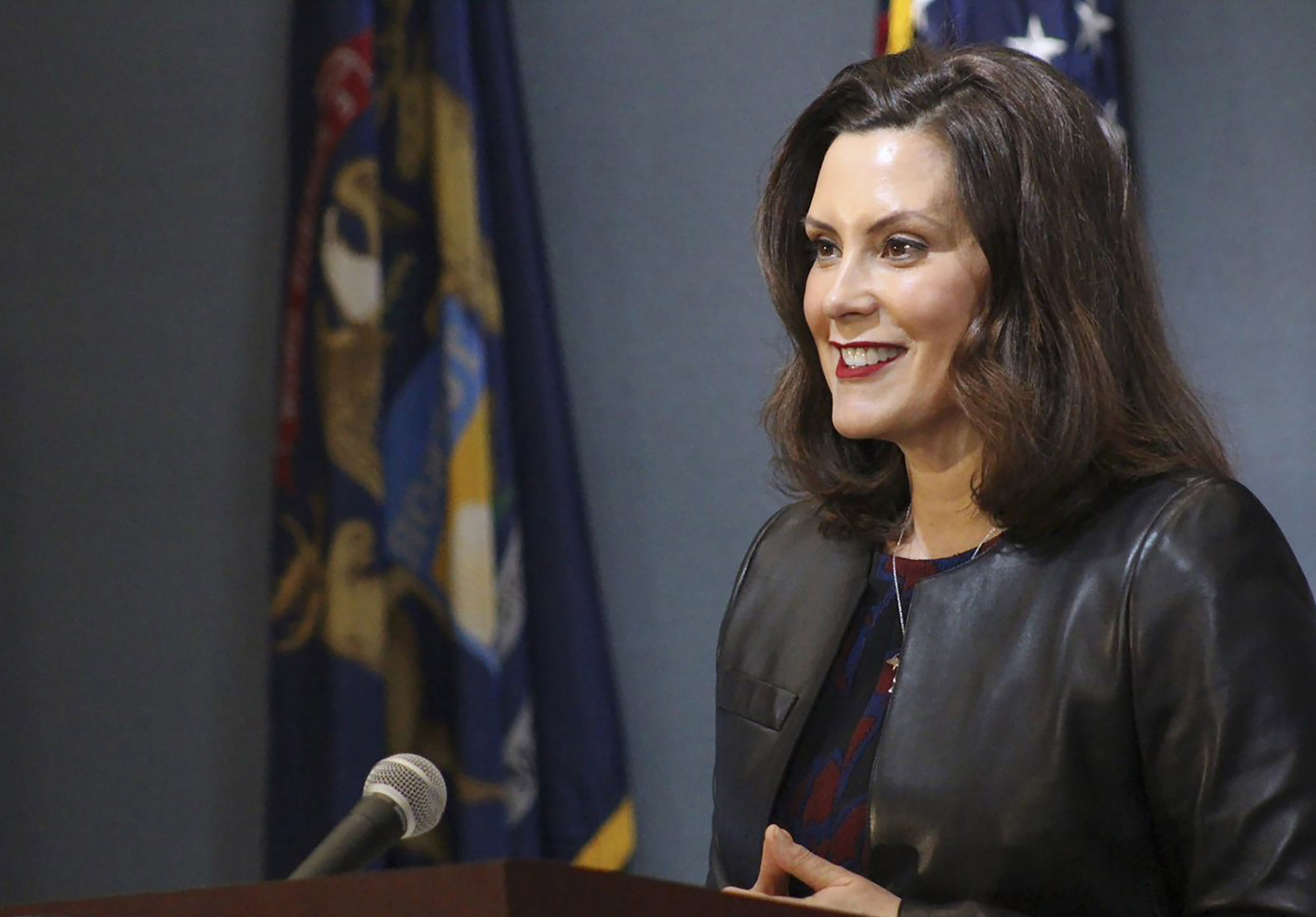 Michigan Gov. Whitmer says she censors herself when speaking about Trump to ensure continued federal assistance