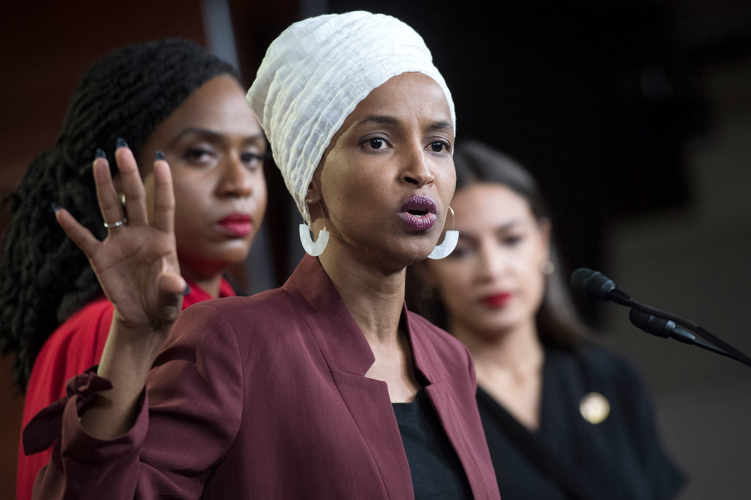 Here are the 4 congresswomen known as 'The Squad' targeted by Trump's racist tweets