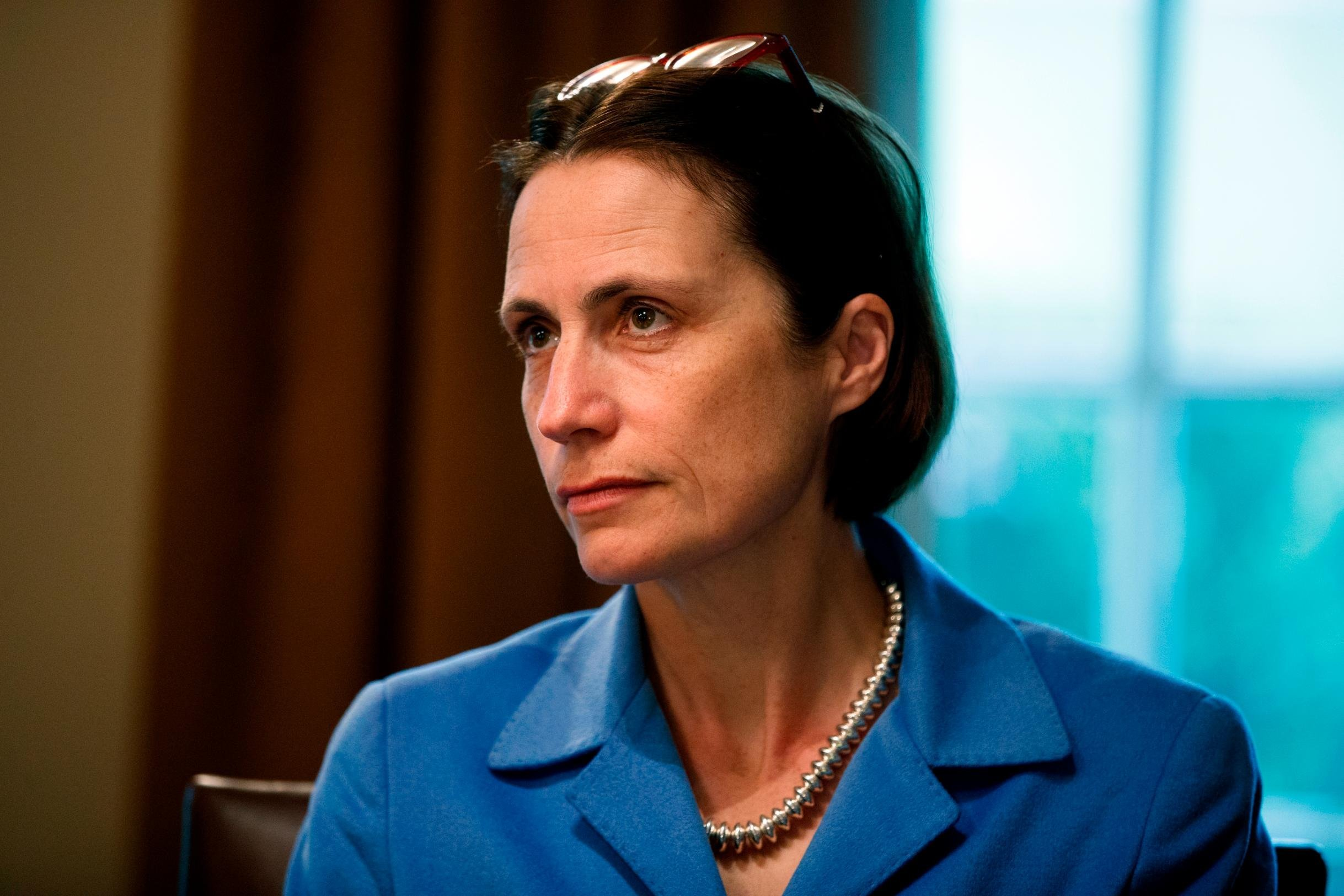 Fiona Hill was Trump's top Russia adviser. Now she's testifying on the Ukraine scandal