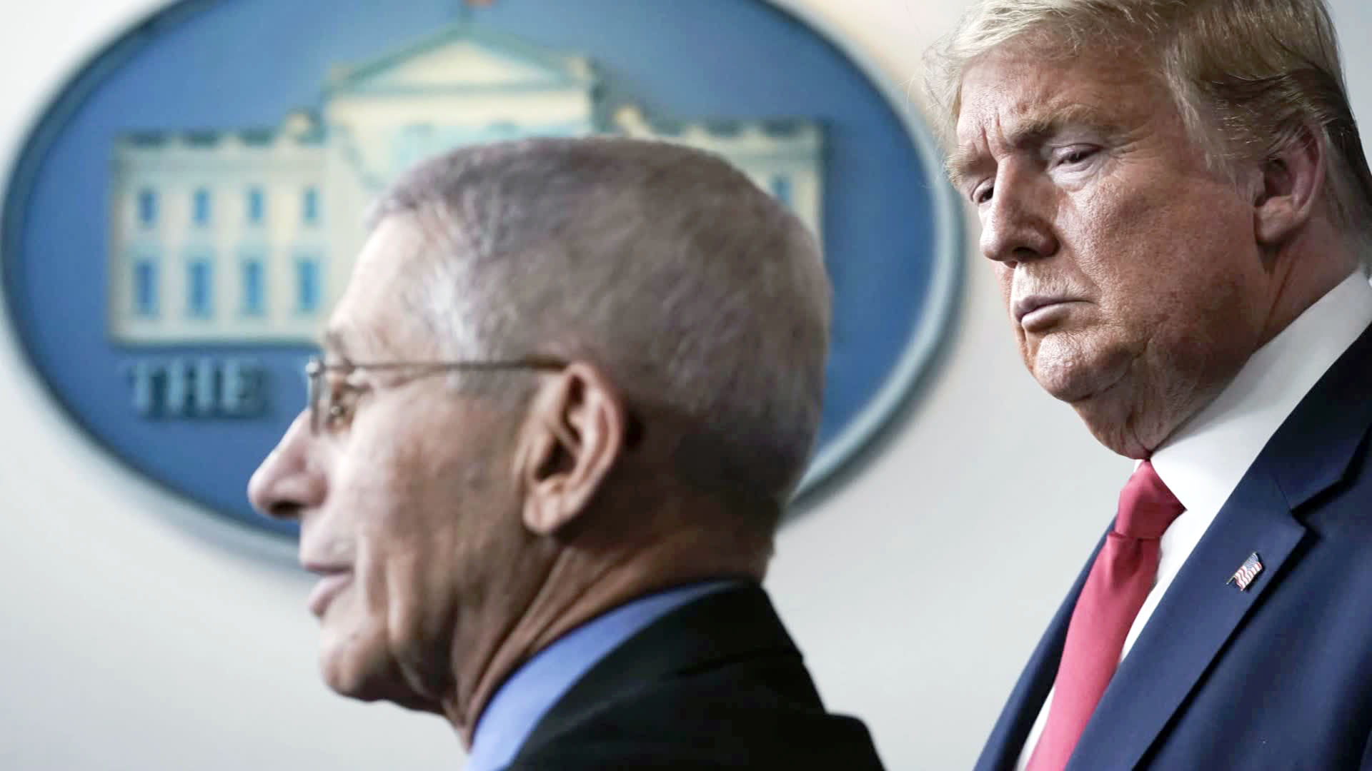 Fact-checking the White House statement against Fauci