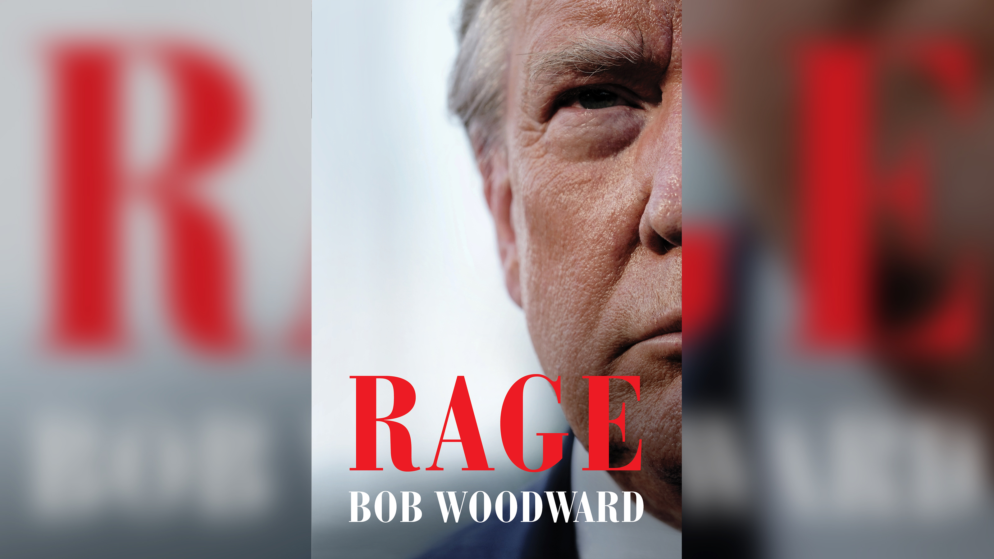 CNN Exclusive: Details, title and cover revealed for Bob Woodward's upcoming book on Trump