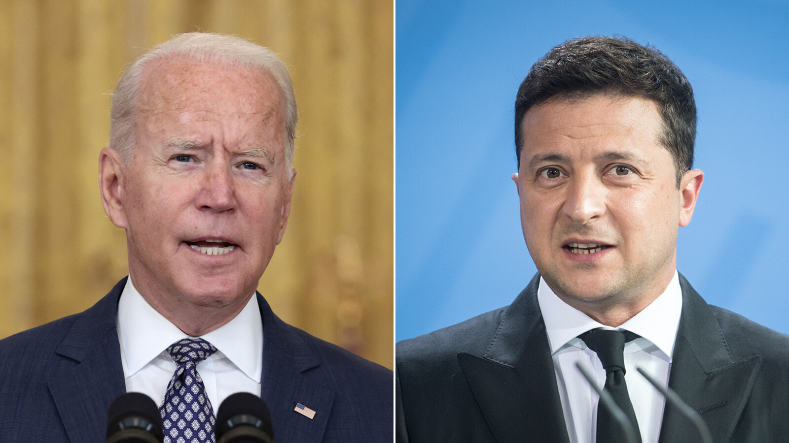 Ukrainian President accomplishes years-long quest for a White House visit with Biden meeting