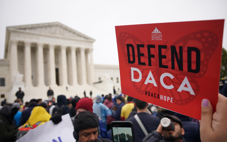 Biden administration appeals ruling that found DACA unlawful