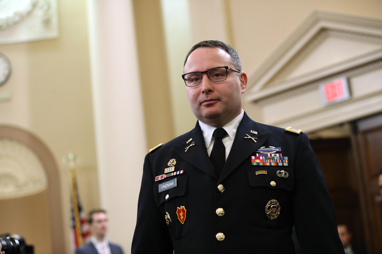 Democrats renew push for watchdog investigation into alleged White House retaliation against Vindman brothers
