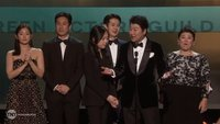 Screen Actors Guild Awards make history as 'Parasite' claims its top prize