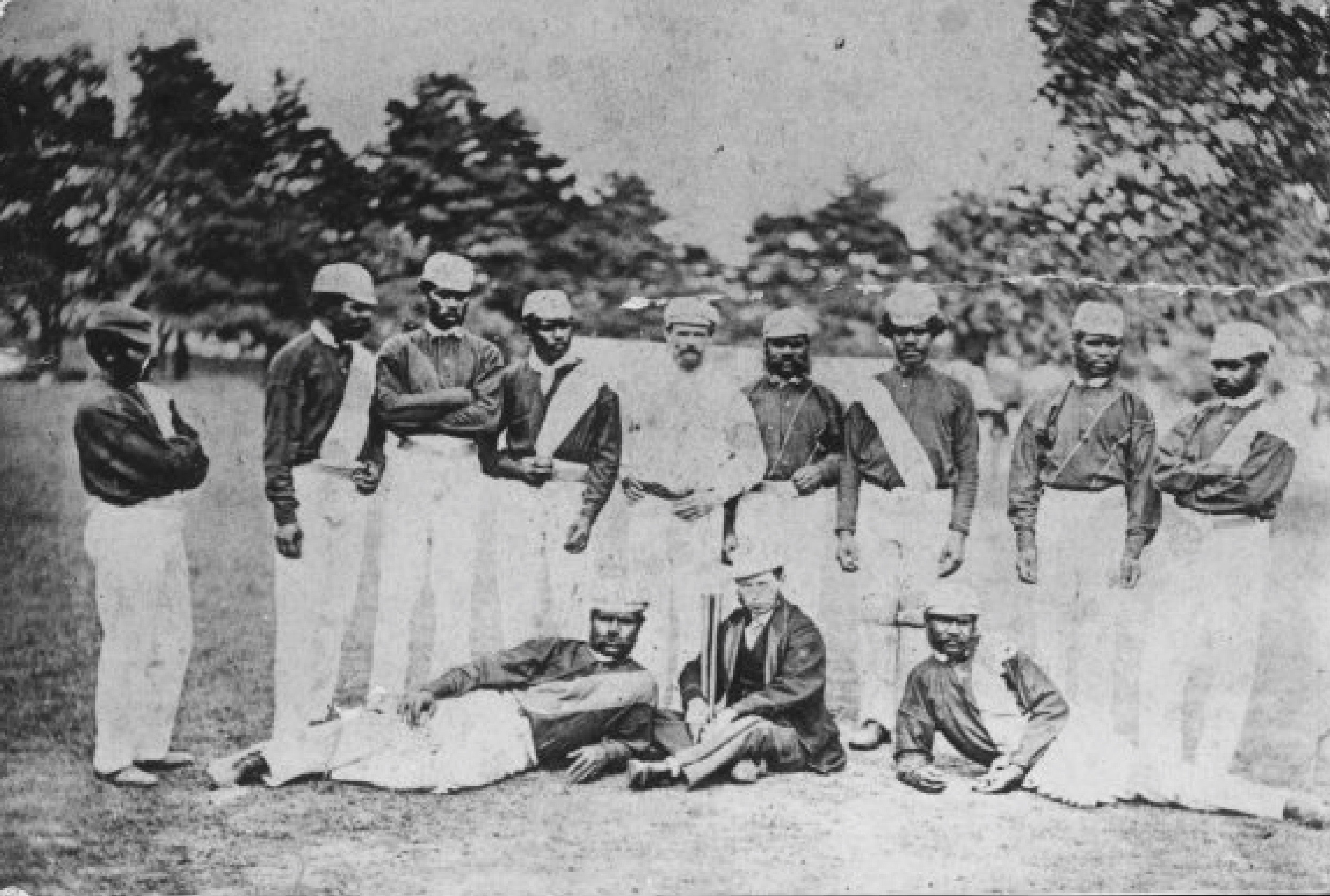 Australia's first international cricket team found fame in the UK. At home, they were betrayed