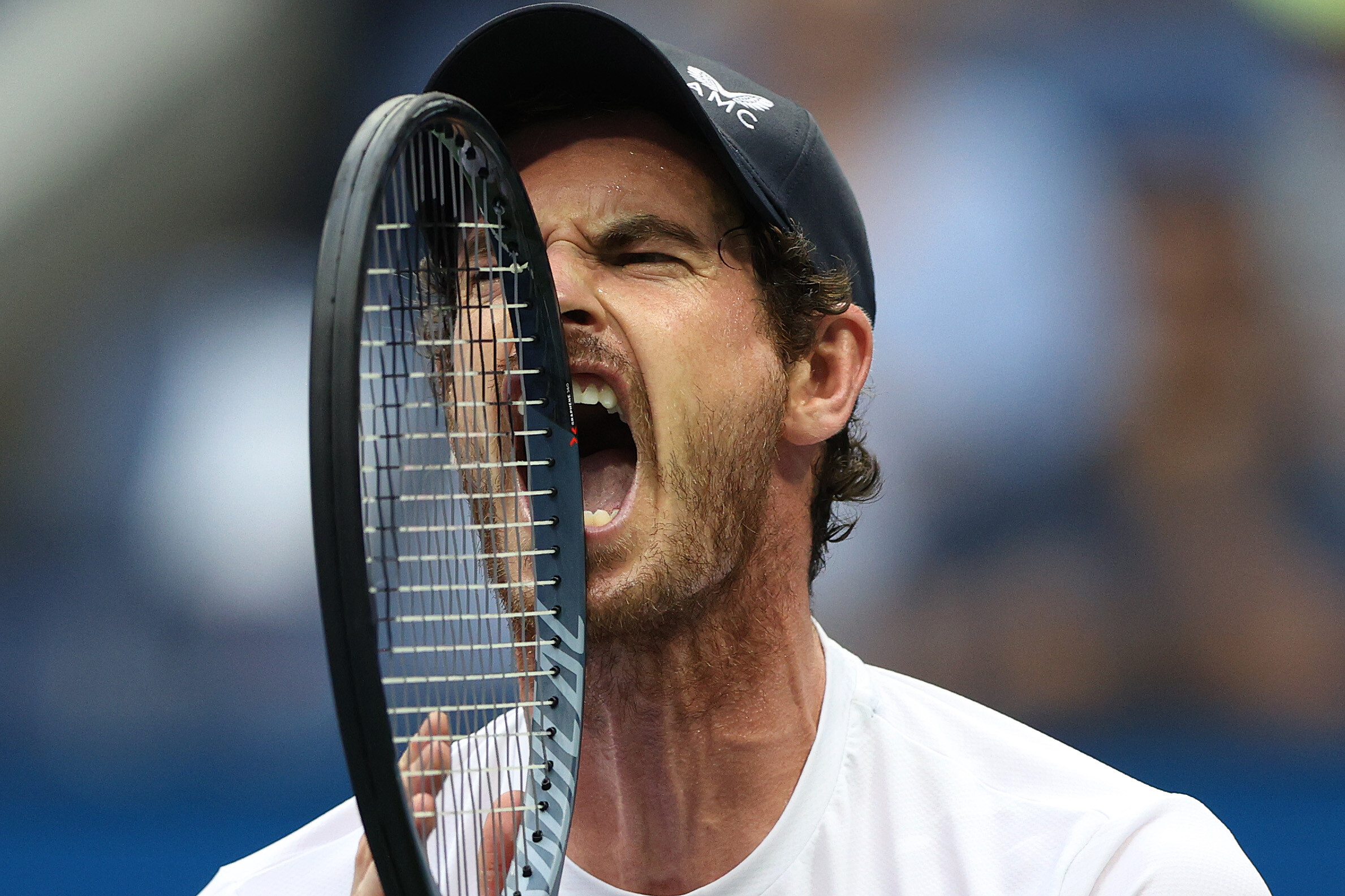 Andy Murray is back in the 'good books' after finding lost wedding ring