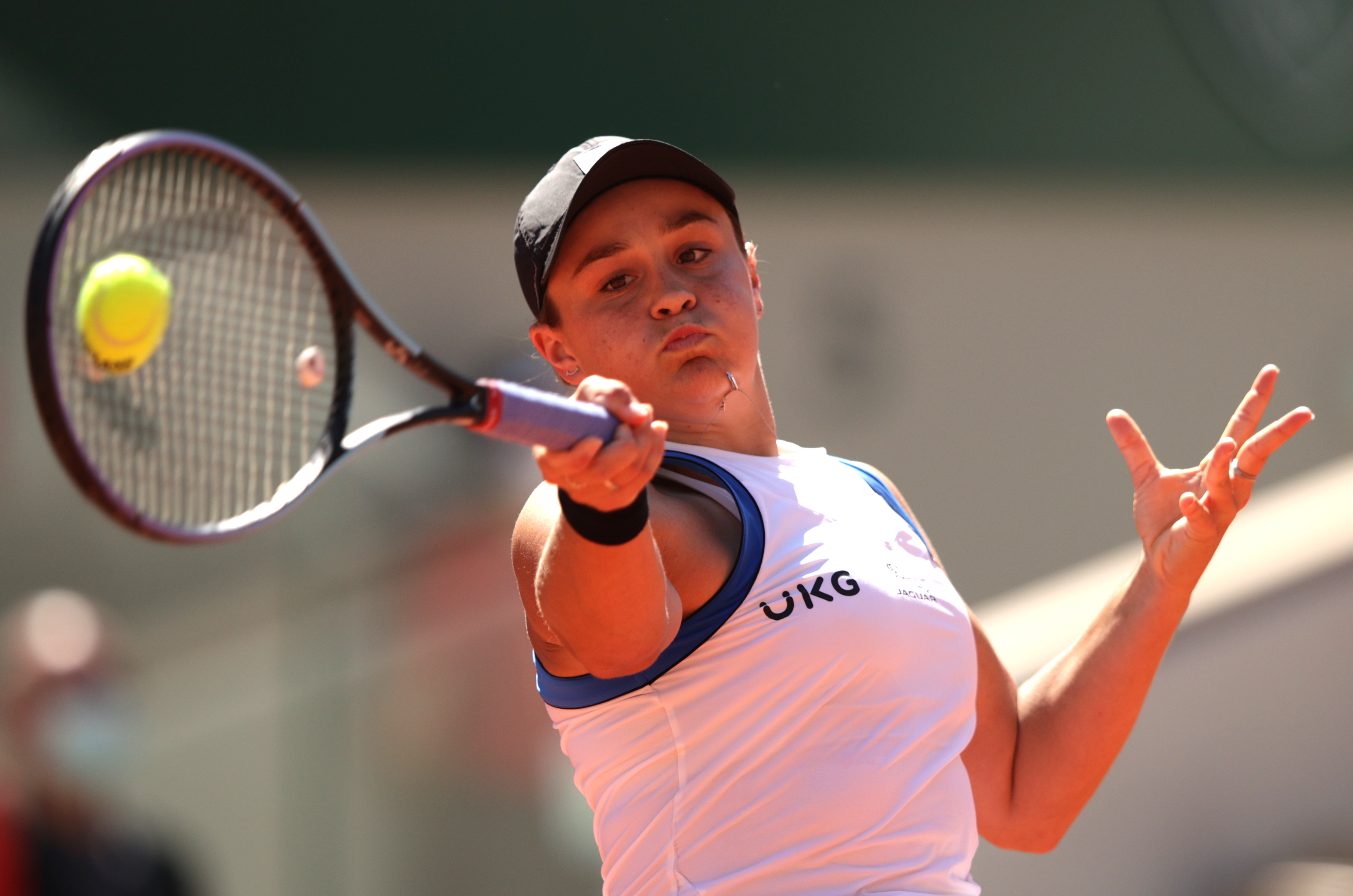 Ashleigh Barty discusses Wimbledon, her Olympic 'dream' and being her 'authentic self' with the media