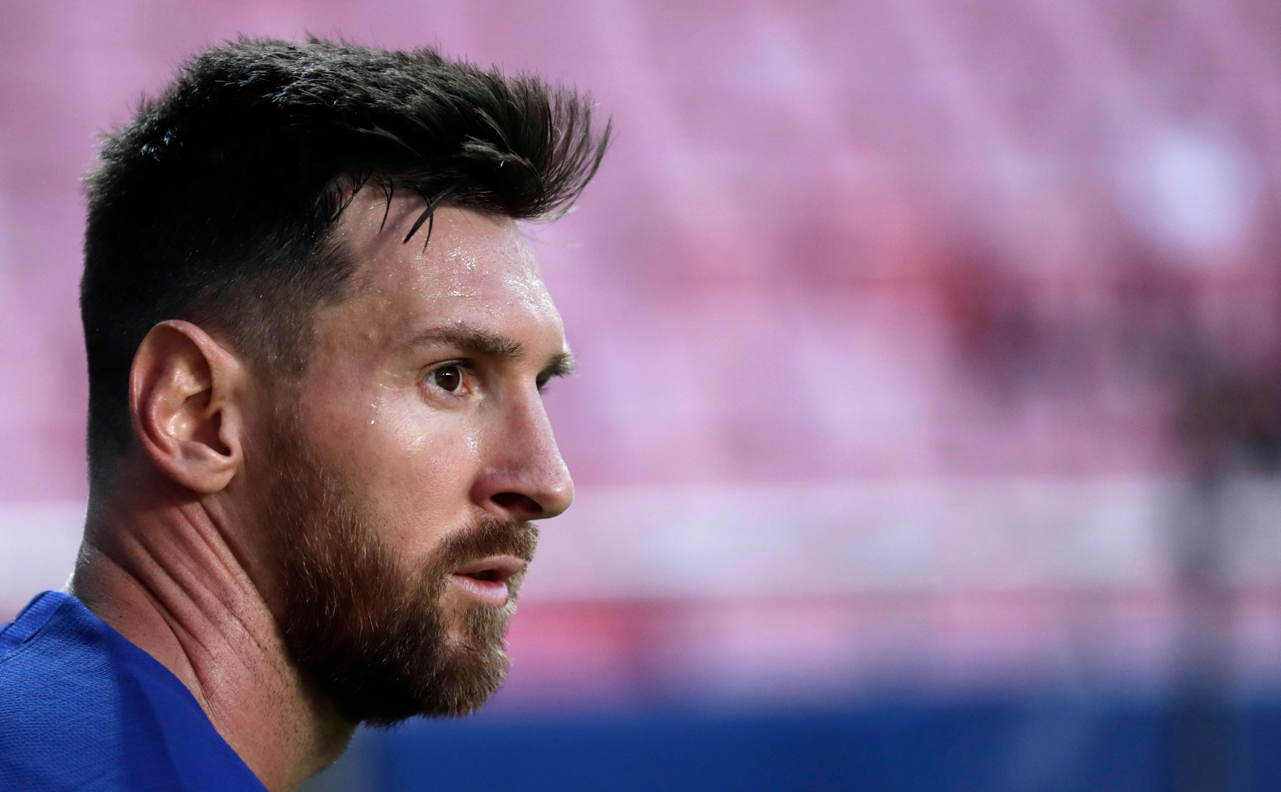 Lionel Messi is 'pillar' of new Barca project, says club president as Ronald Koeman named coach
