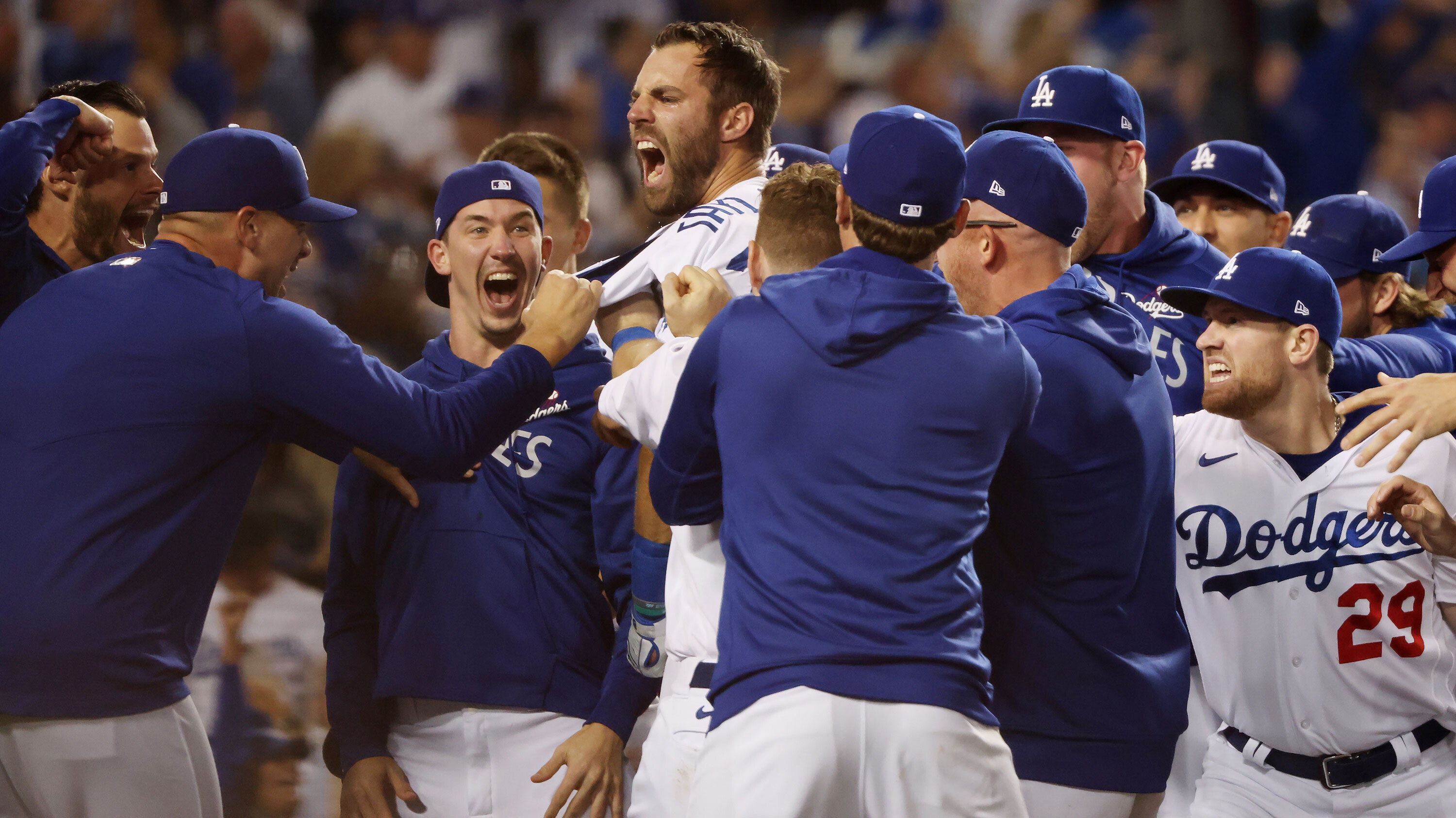 Dynasties and bragging rights are at stake as the MLB playoffs heat up