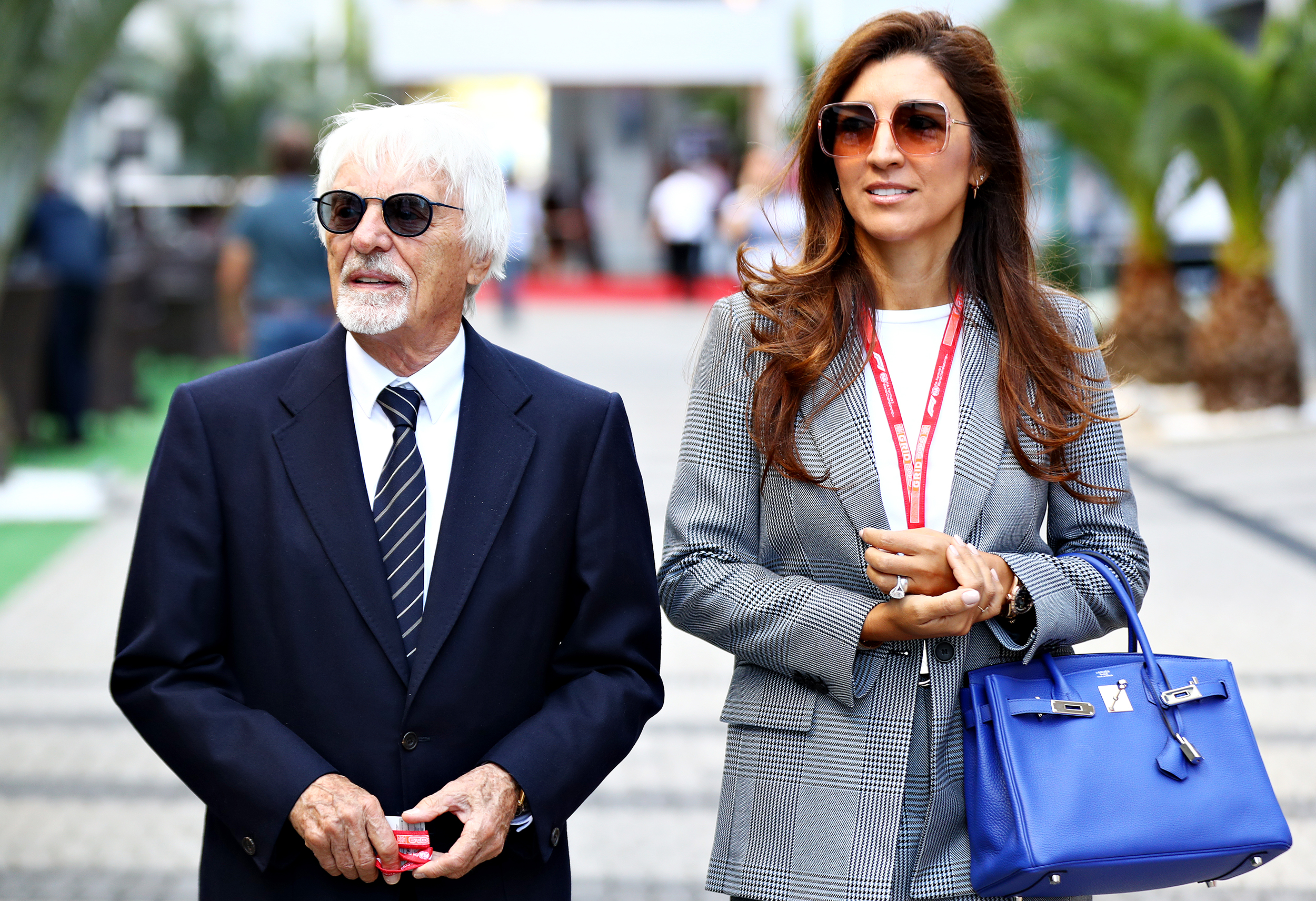 Former F1 mogul Bernie Ecclestone to be a father again at 89