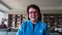 Billie Jean King 'thrilled' tennis center being used as emergency hospital in fight against coronavirus