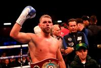 World champion boxer Billy Joe Saunders suspended following domestic violence 'advice' video