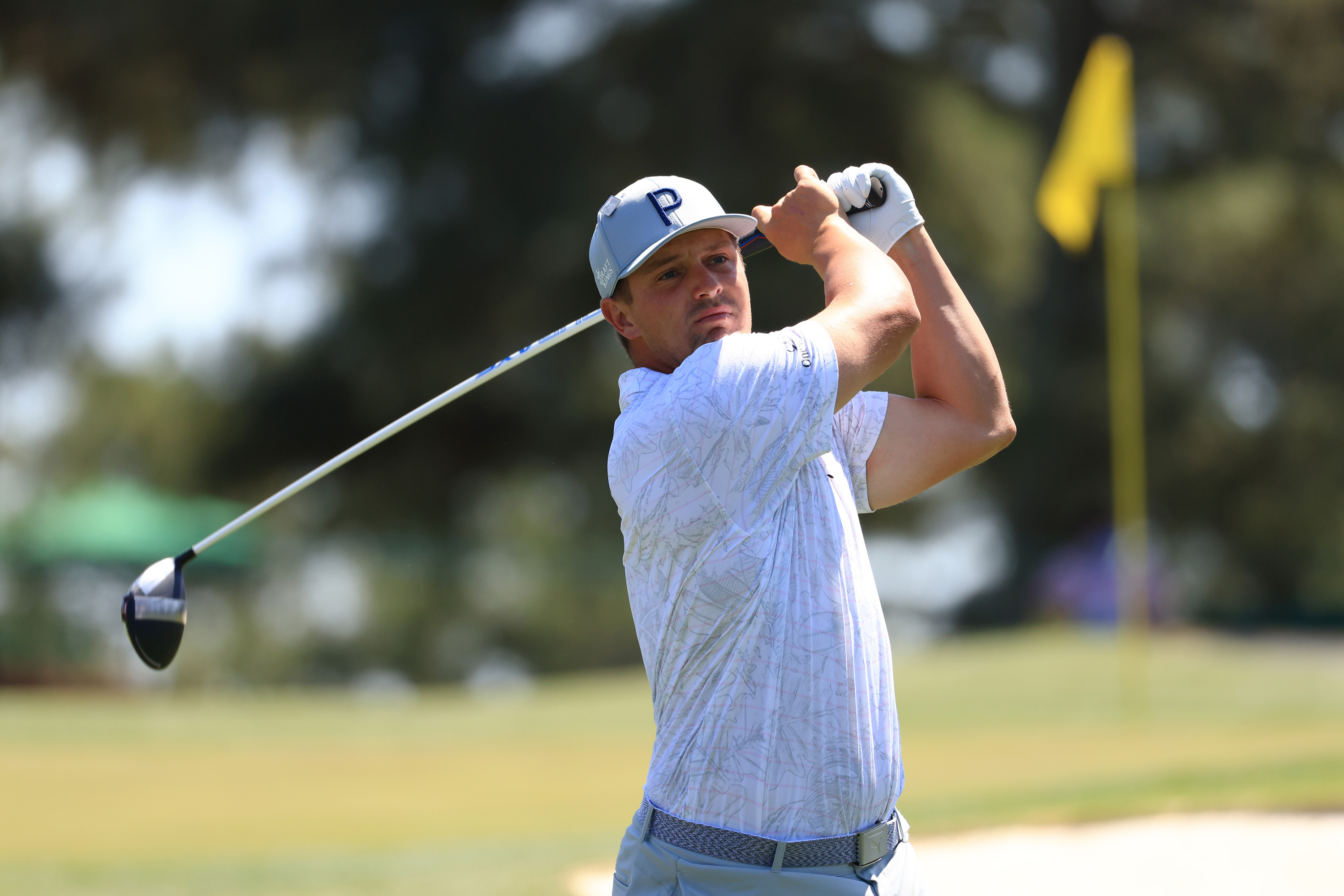 Bryson DeChambeau optimistic new driver will help his chances at Masters