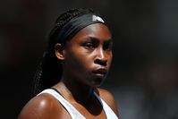 'I demand change now,' says tennis star Coco Gauff in a powerful speech to protesters