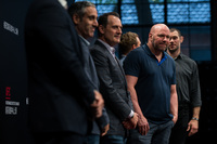 'I've got a private island,' says Dana White as he plots UFC event