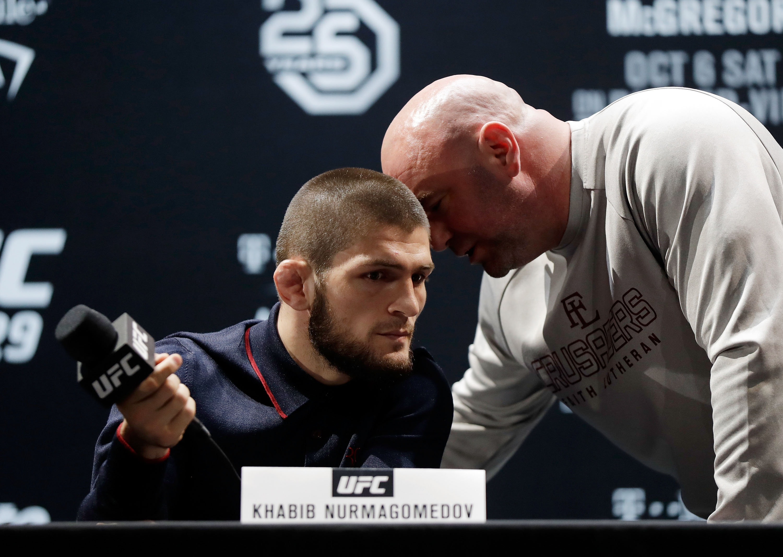 Dana White confirms Khabib Nurmagomedov out of UFC 249 and fight with Tony Ferguson