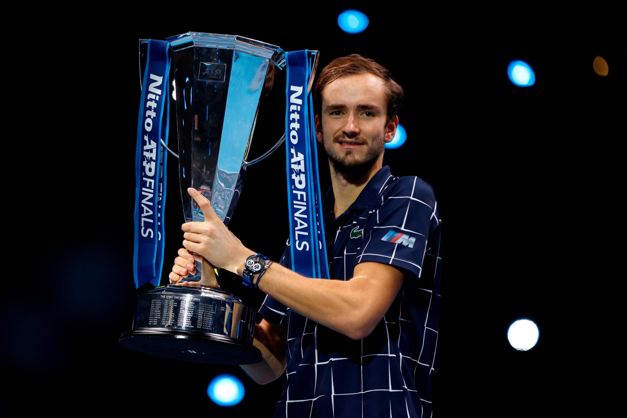 Australian Open could be 'really dangerous' for tennis players, says ATP Finals champion Daniil Medvedev