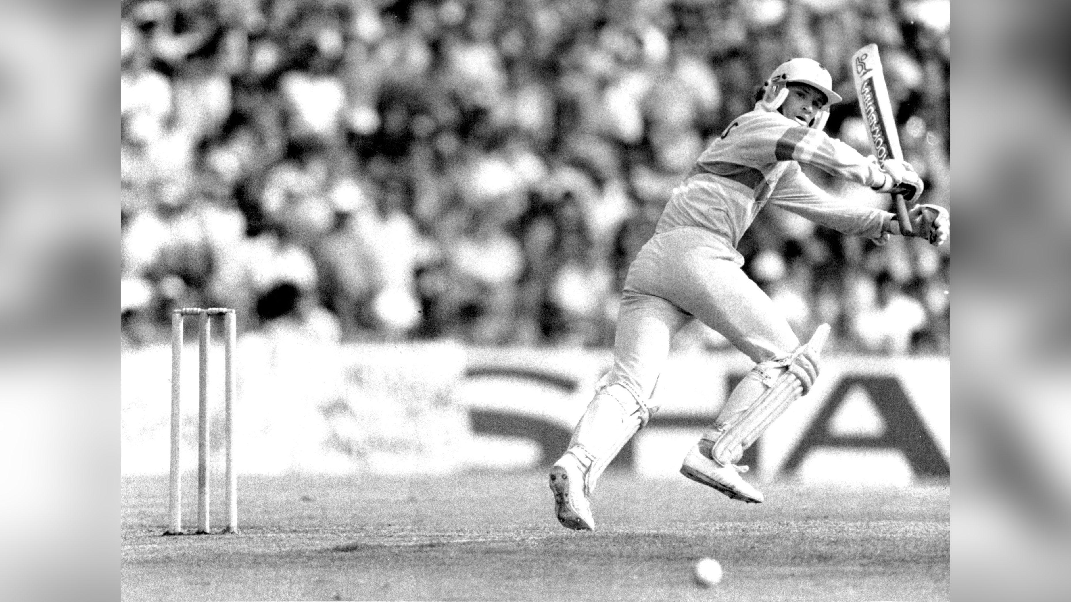 Australian Cricket Legend Dean Jones Dies Aged 59 Kugn 590 Kugn Am