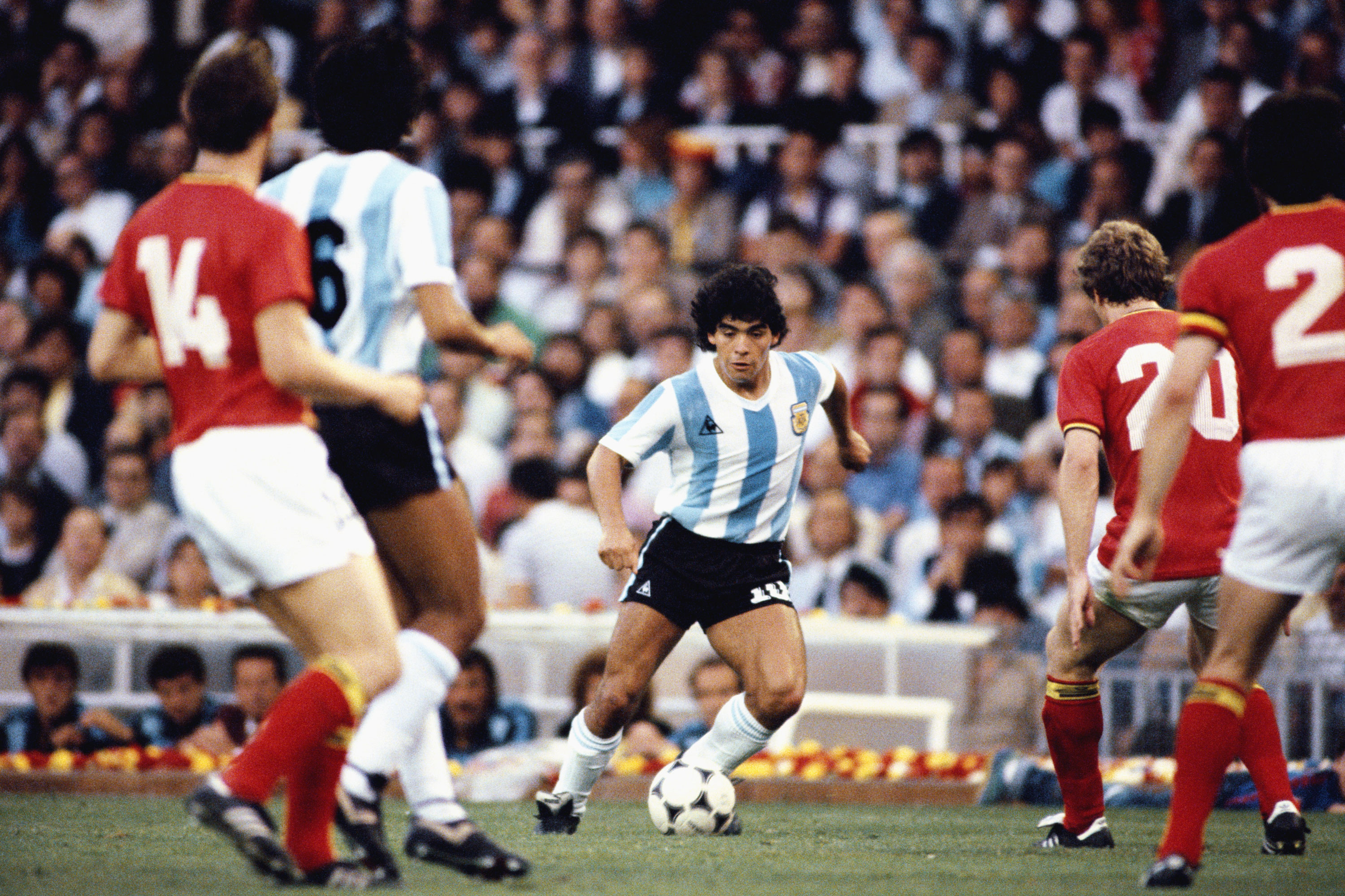 Diego Armando Maradona: The tormented genius who became one of football's greatest players