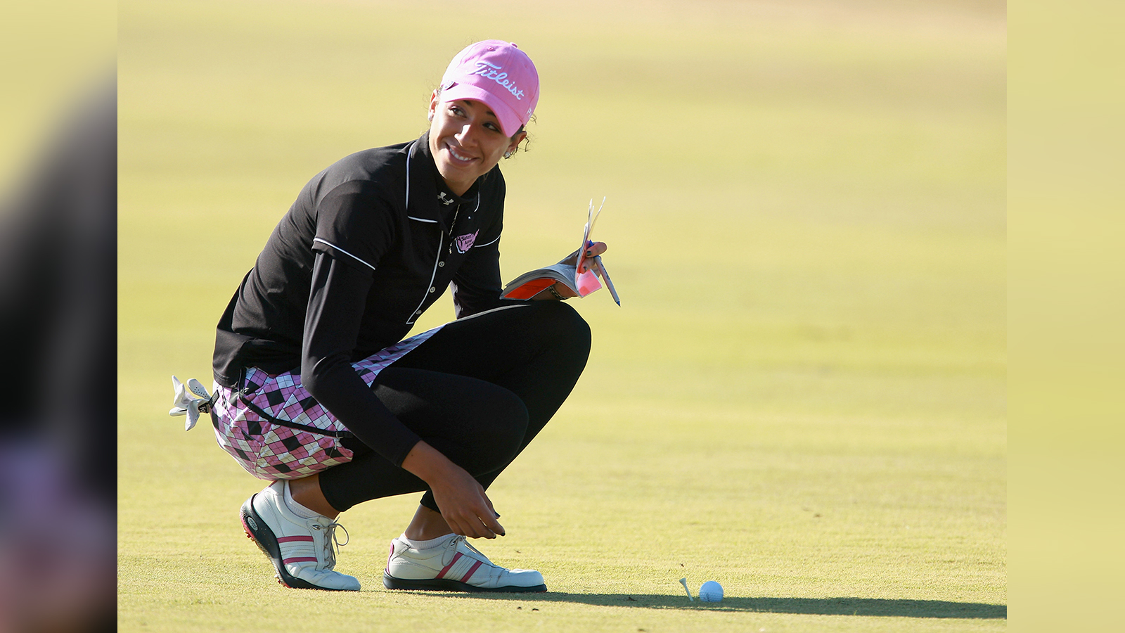 There's a dearth of Black players on the LPGA Tour. This woman wants that to change
