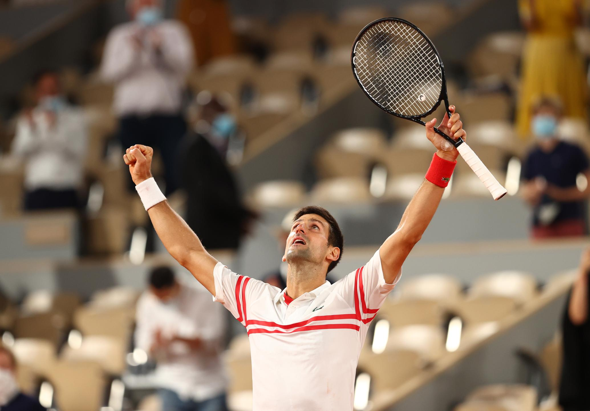 Novak Djokovic beats Rafael Nadal in thriller to reach French Open final
