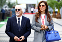 Former Formula One chief Bernie Ecclestone becomes a father at 89