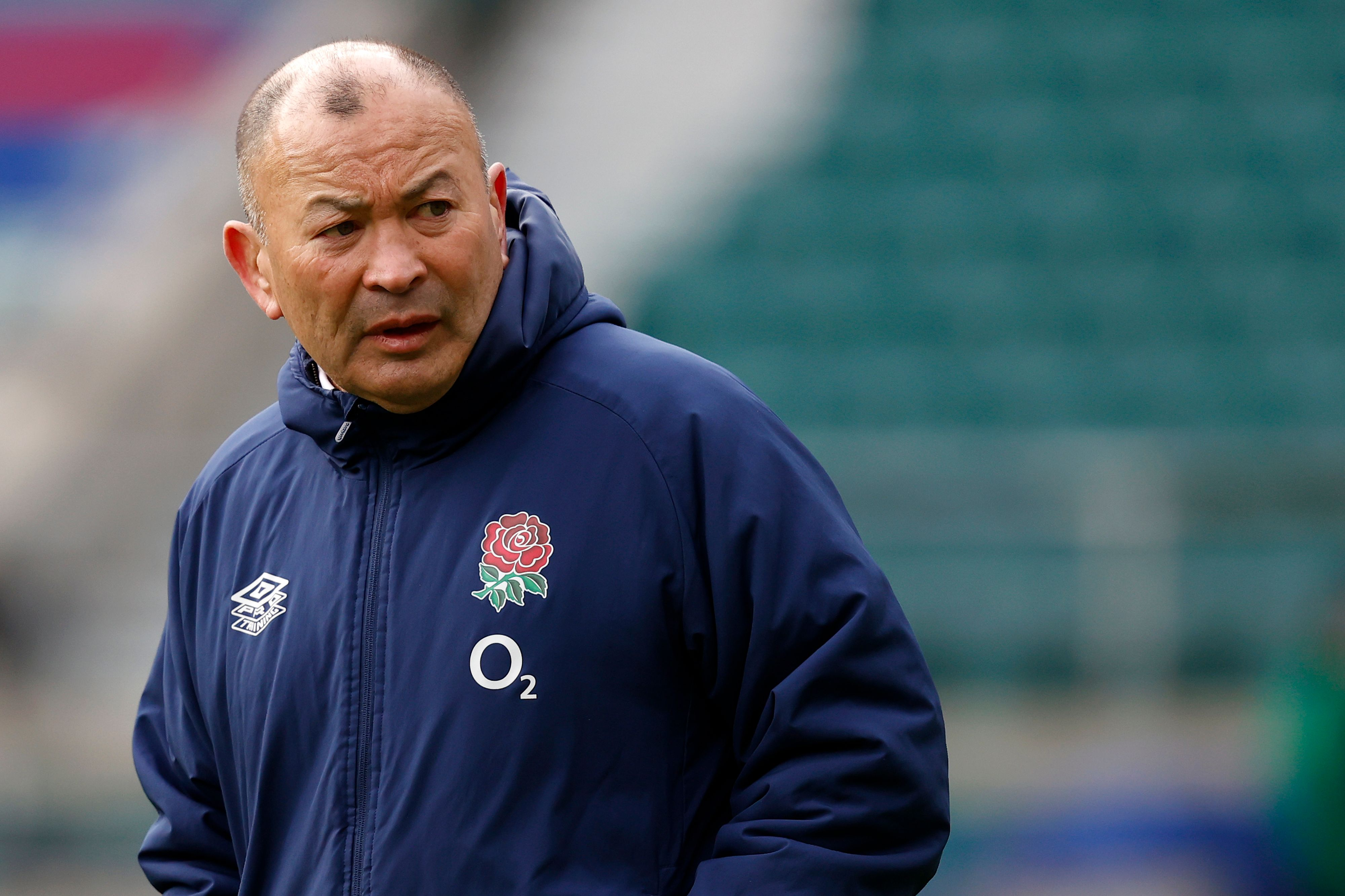 'They get a free shot': England rugby coach Eddie Jones on the pitfalls of social media