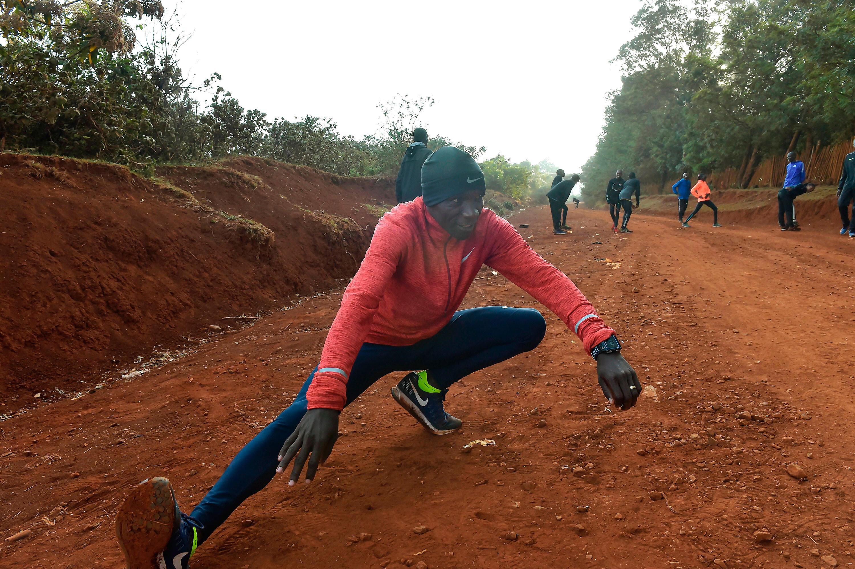 Eliud Kipchoge: Marathon world record holder has 'the qualities of an ascetic monk'