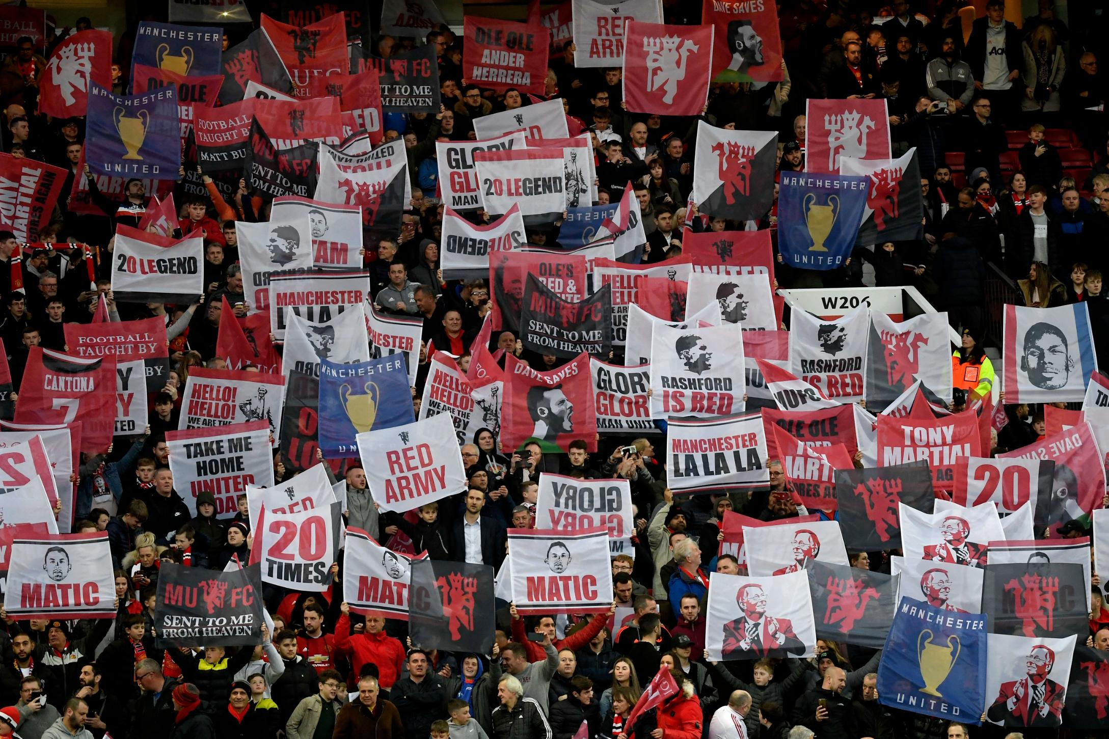 Football fan groups condemn 'ultimate betrayal' of European Super League