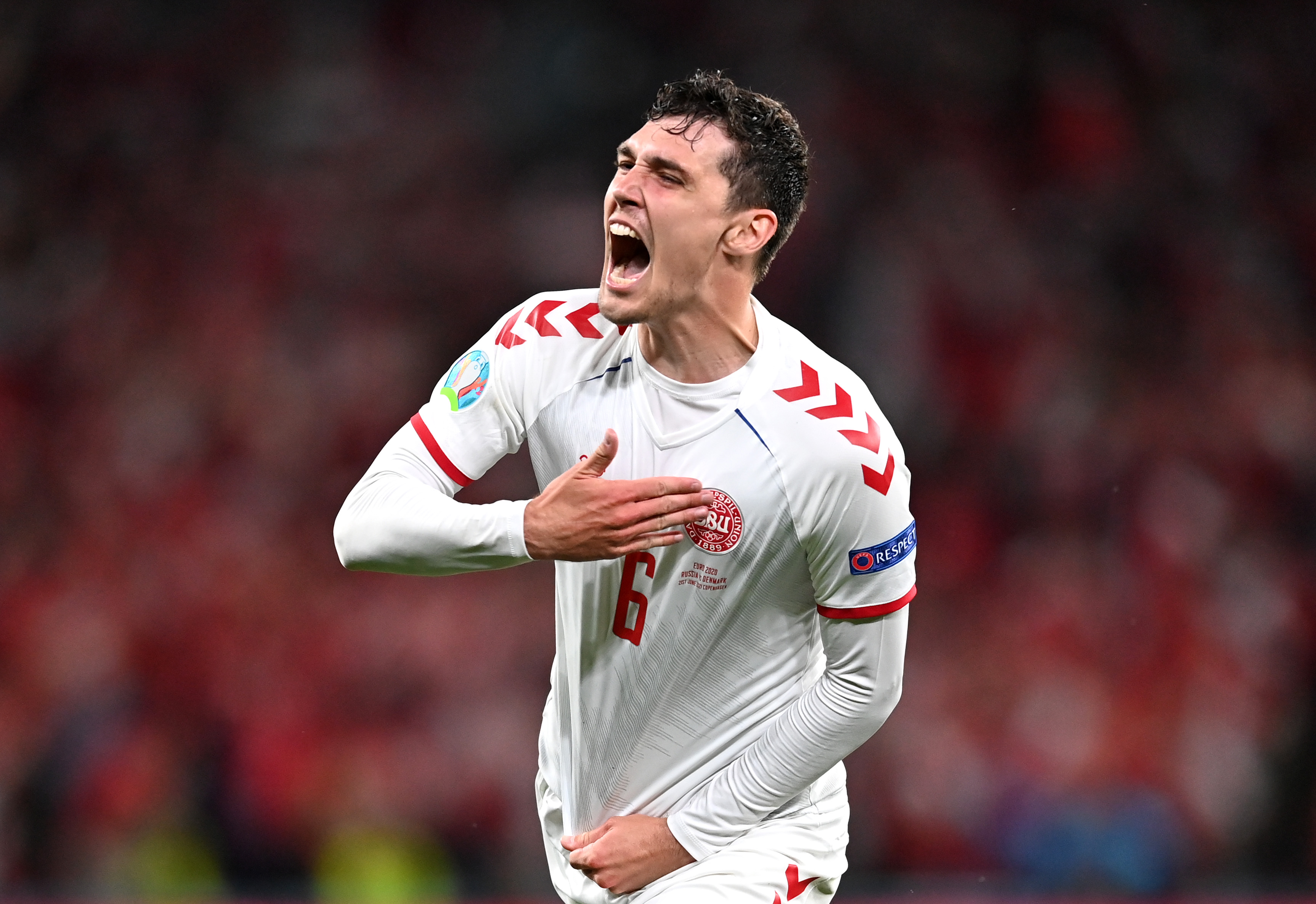 Euro 2020: Fairytale comes true as Denmark grabs place in knockout stages