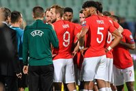 Euro 2020 qualifier between Bulgaria and England paused twice over racist abuse