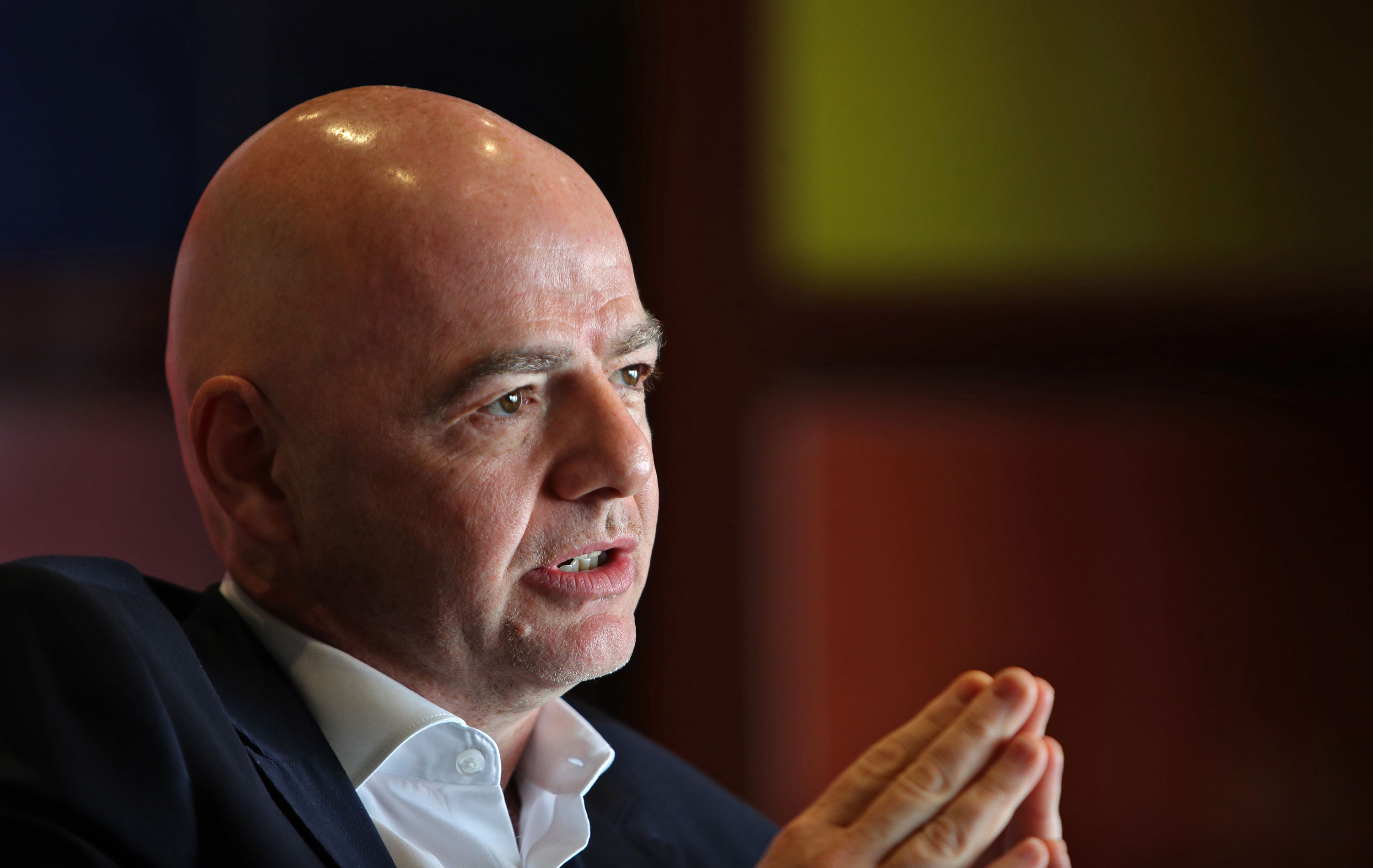 FIFA President Gianni Infantino warns breakaway clubs that they must 'live with the consequences'