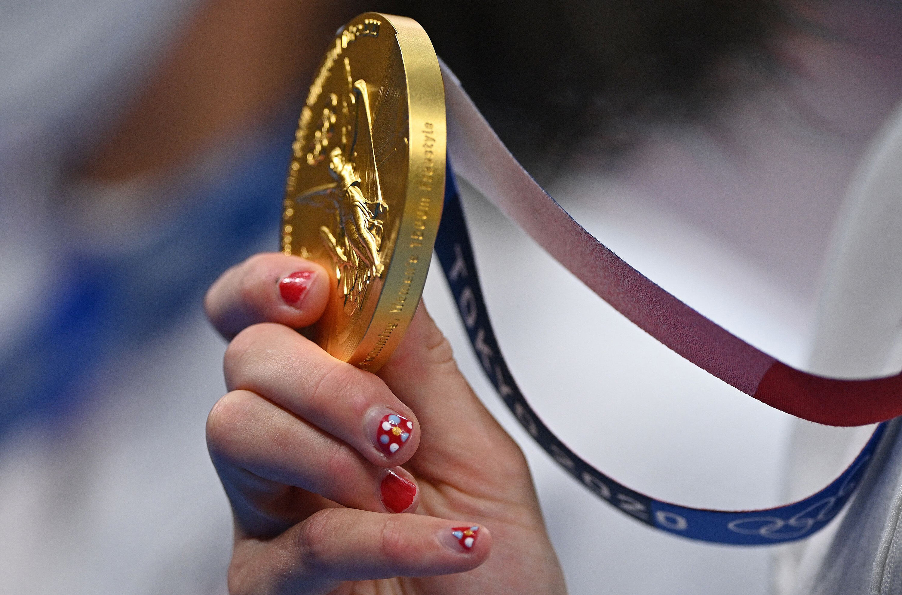 Here's who won gold medals at the Tokyo Olympics on Wednesday