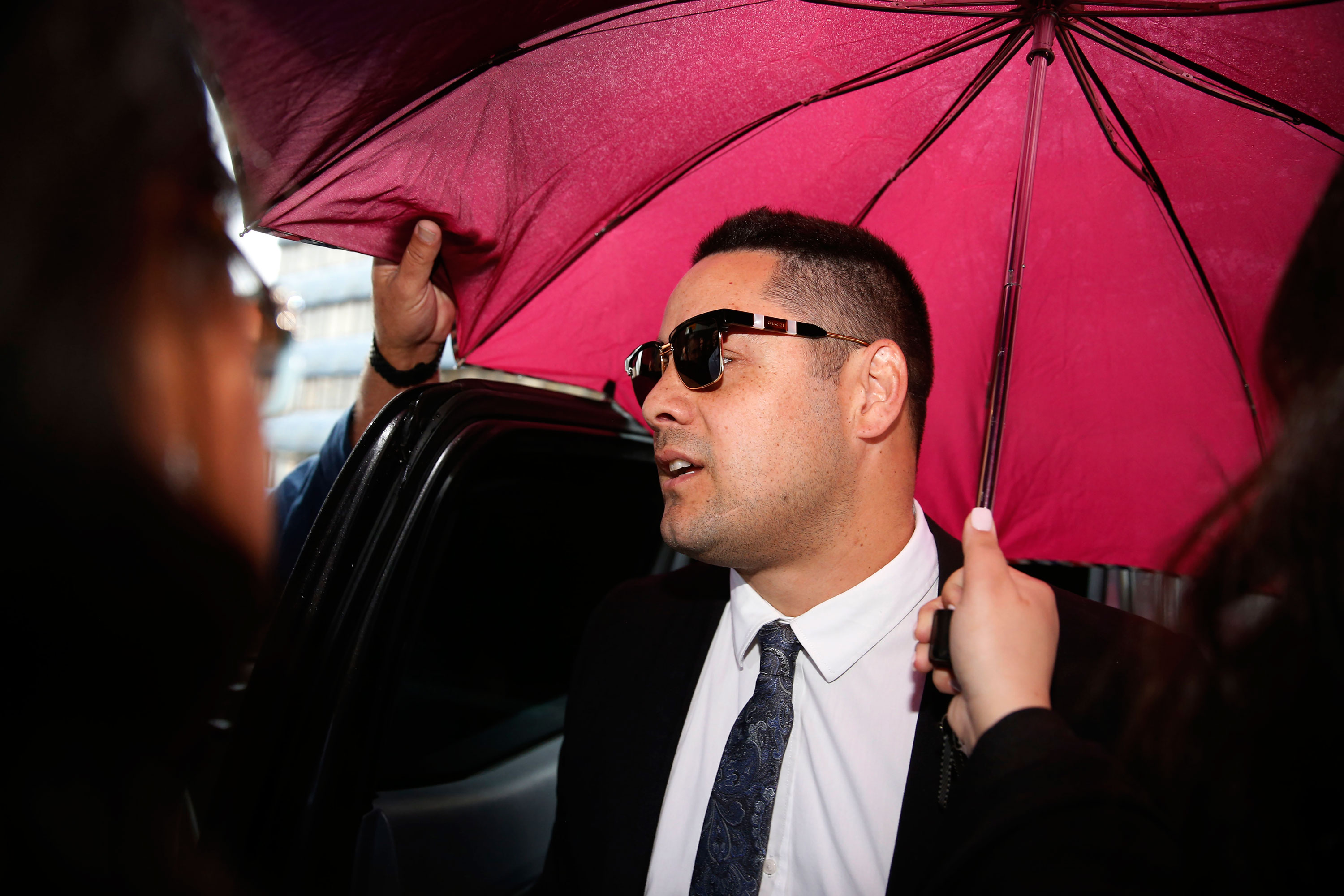 Jarryd Hayne, former Australian rugby league international, jailed for sexual assault