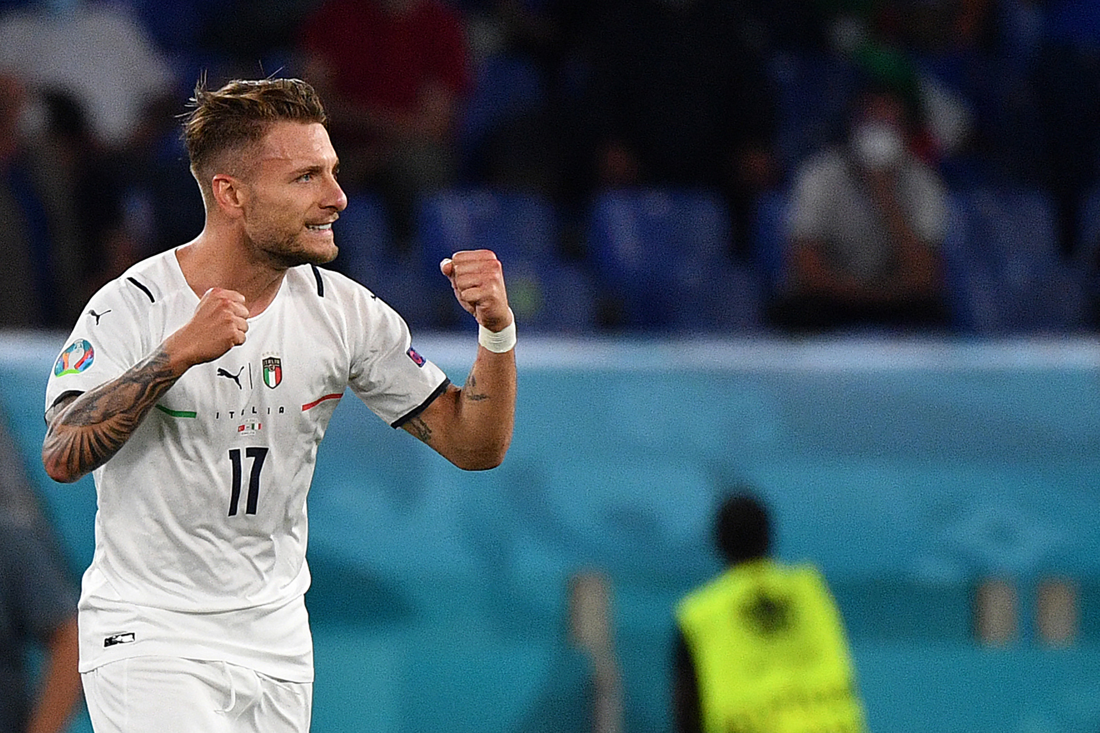 Italy cruises to victory with dominant performance against Turkey in Euro 2020 opener