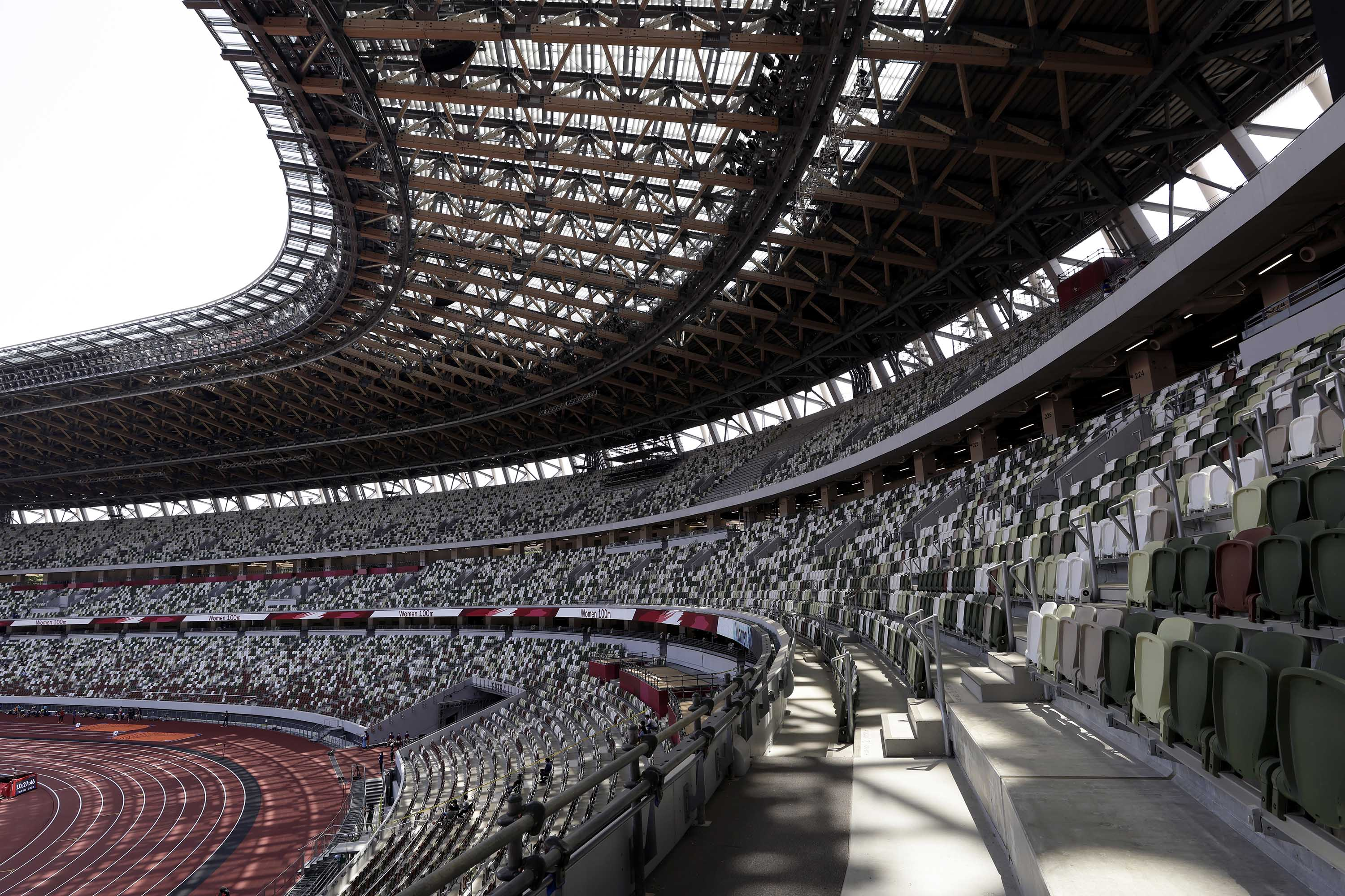 Japan's top Covid-19 adviser says holding the Olympics without spectators is 'desirable'
