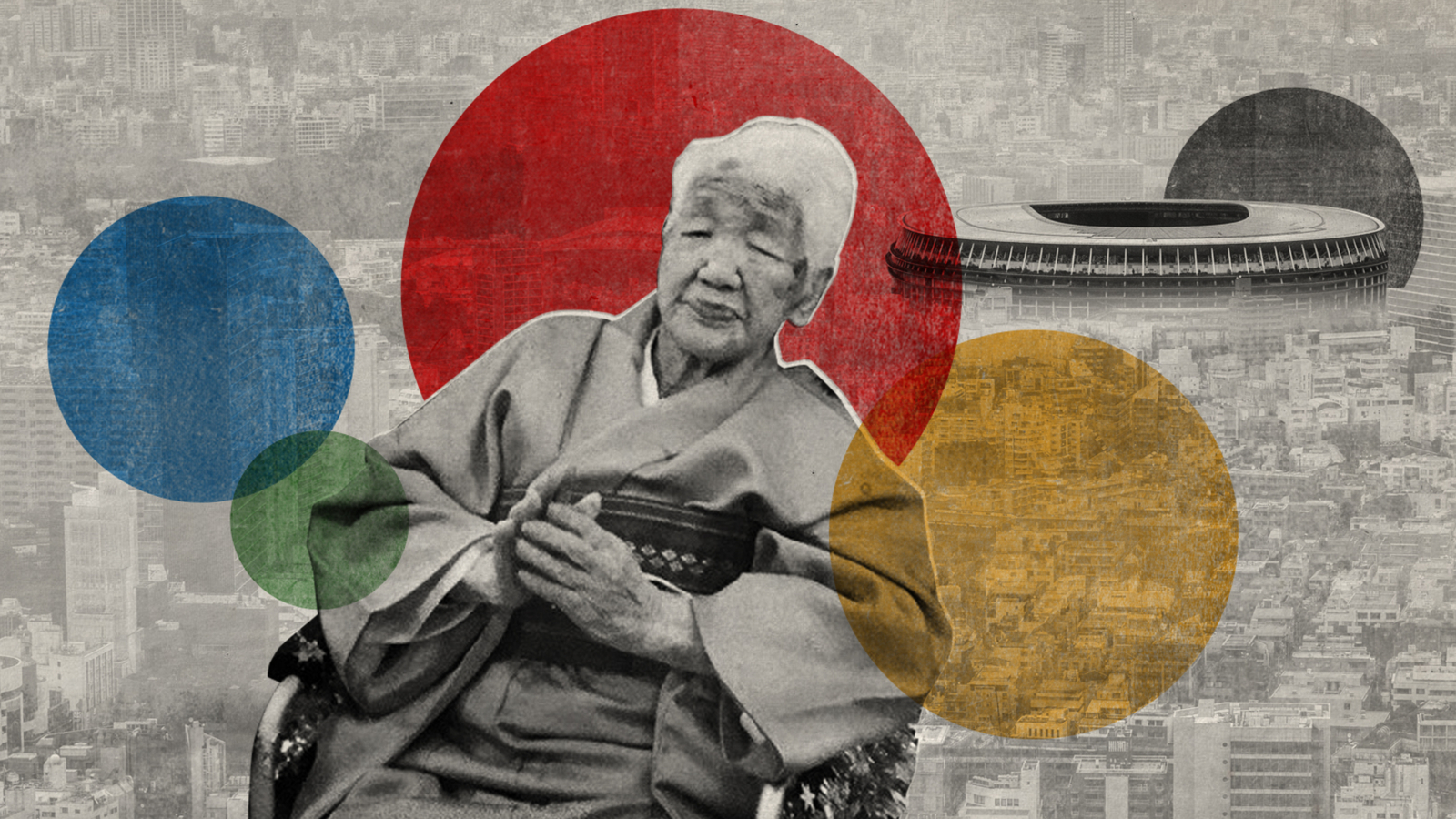 CNN Exclusive: Aged 118, the world's oldest living person will carry the Olympic flame in Japan