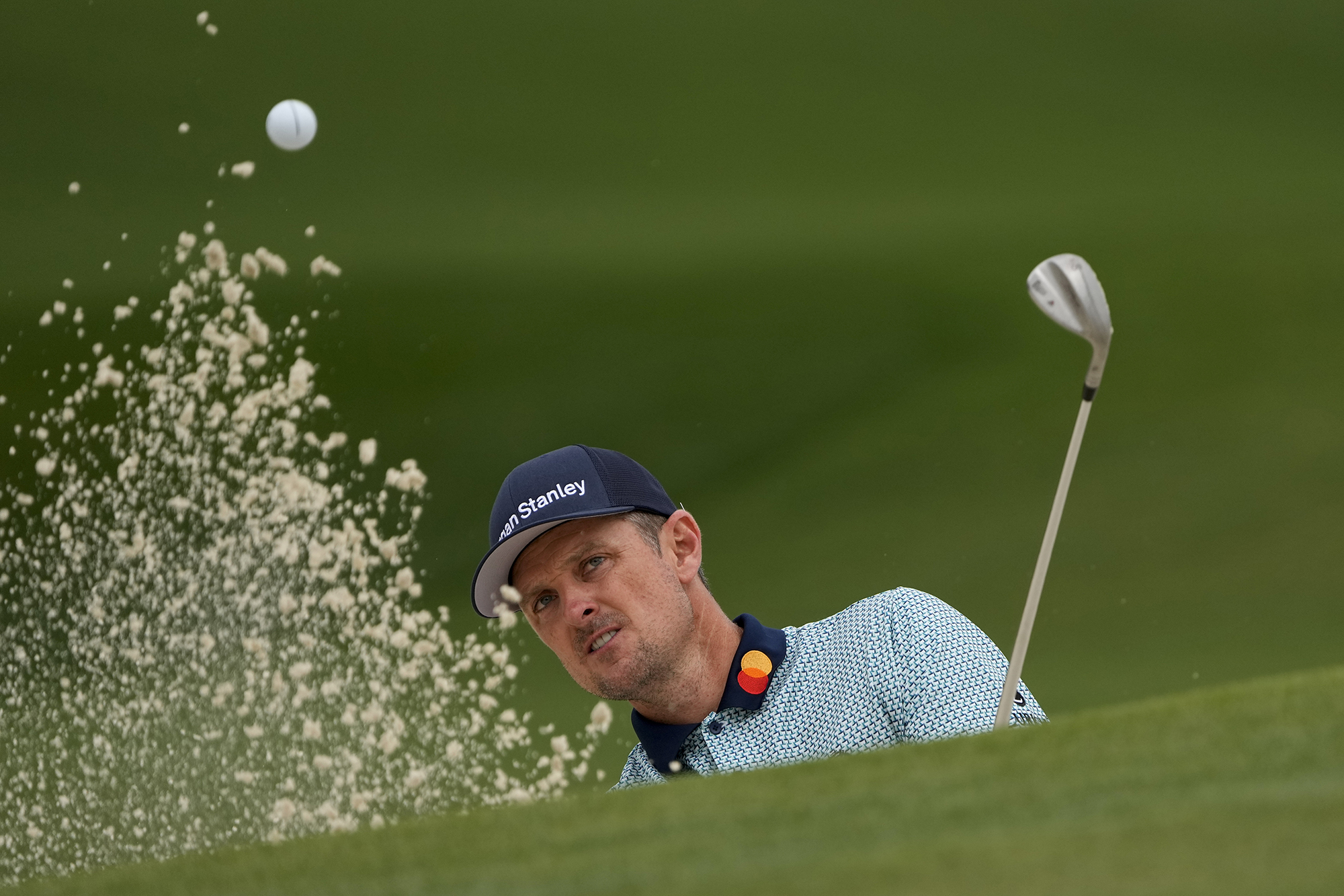 Big names make big moves at second day of Masters but still trail leader Justin Rose